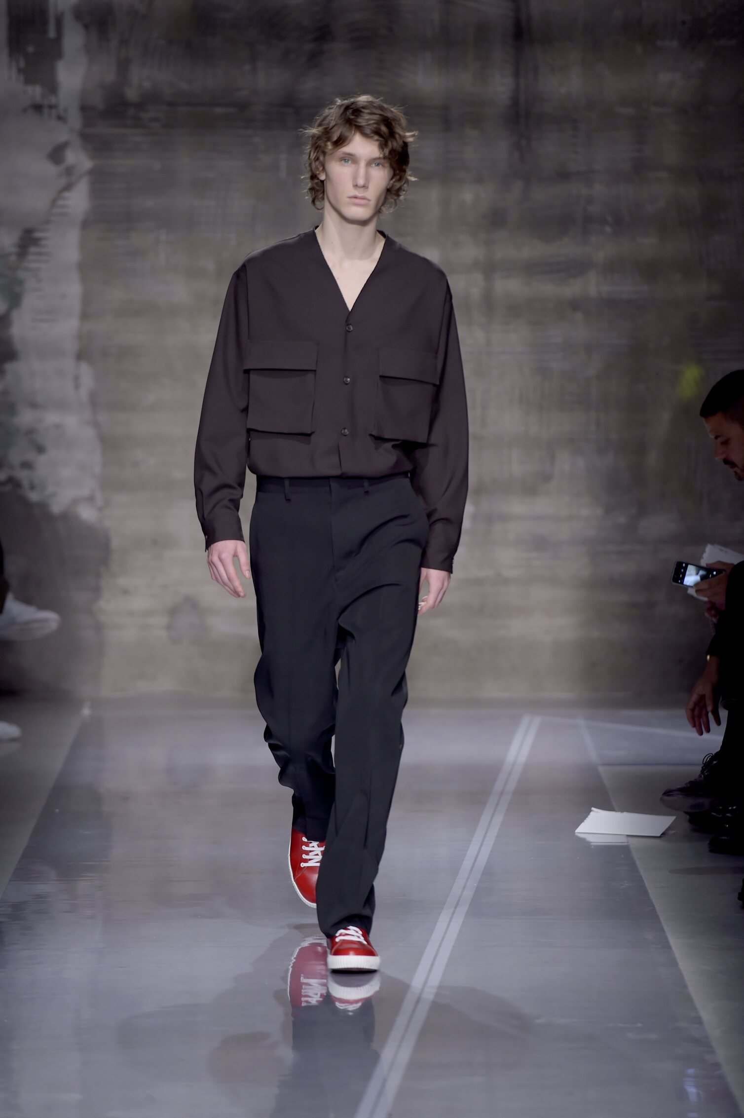 Winter 2016-17 Man Trends Marni