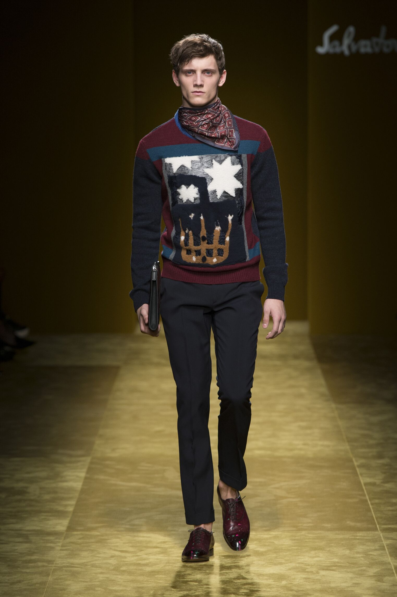 Winter 2016-17 Man Trends Salvatore Ferragamo