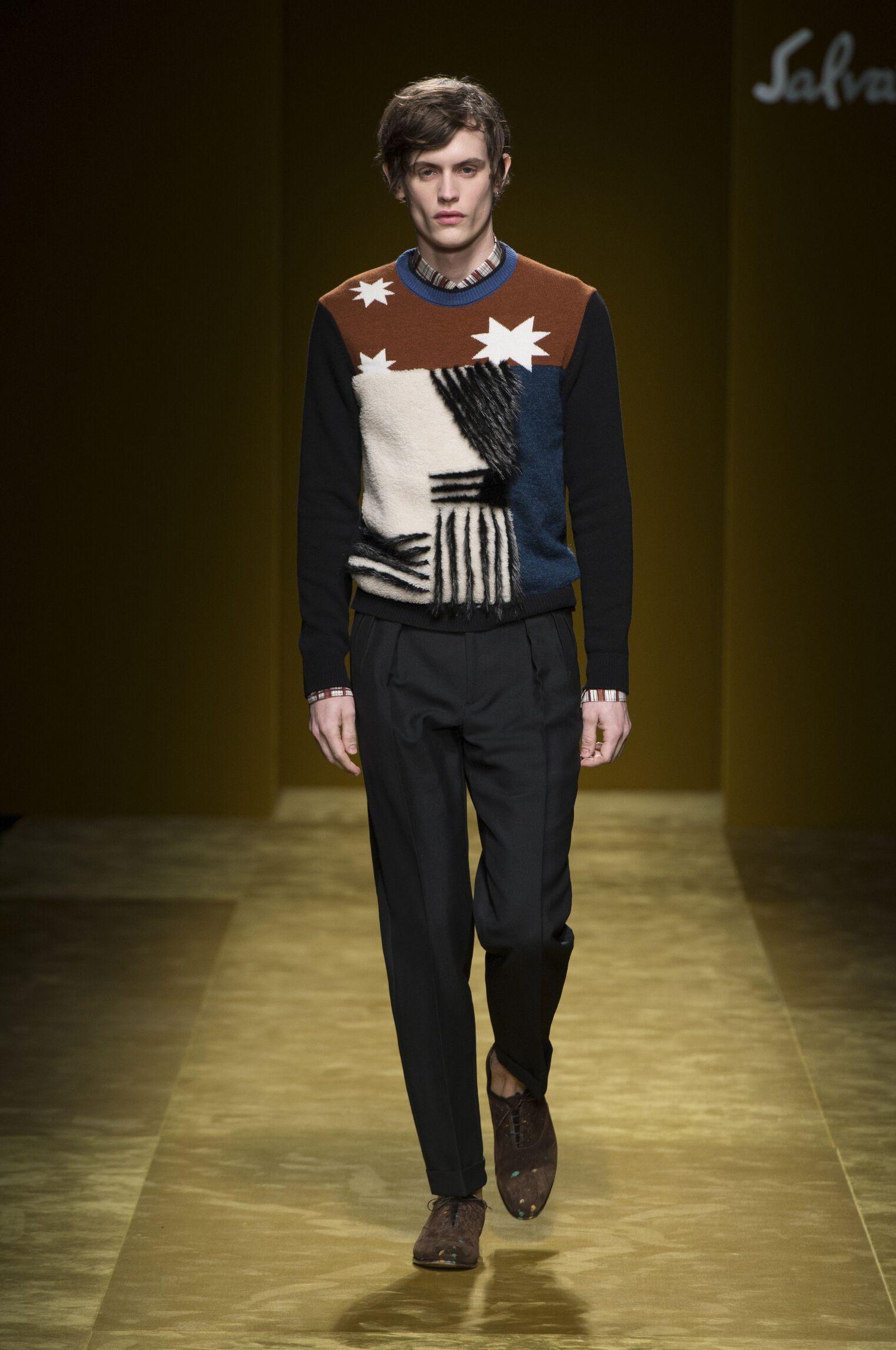 Winter 2016 Fashion Trends Salvatore Ferragamo