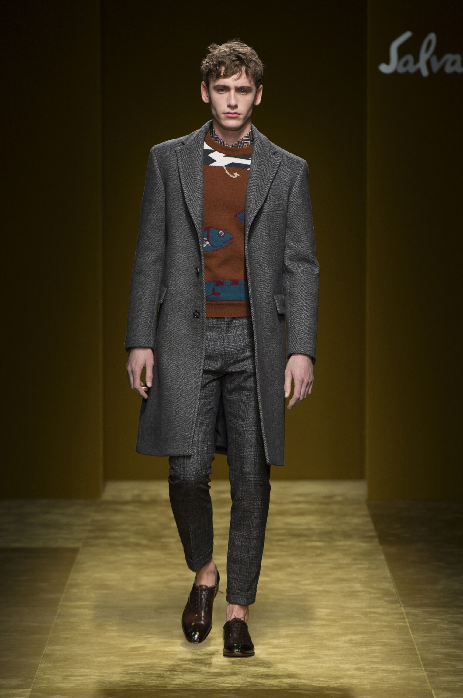 Winter Fashion Trends 2016-17 Salvatore Ferragamo