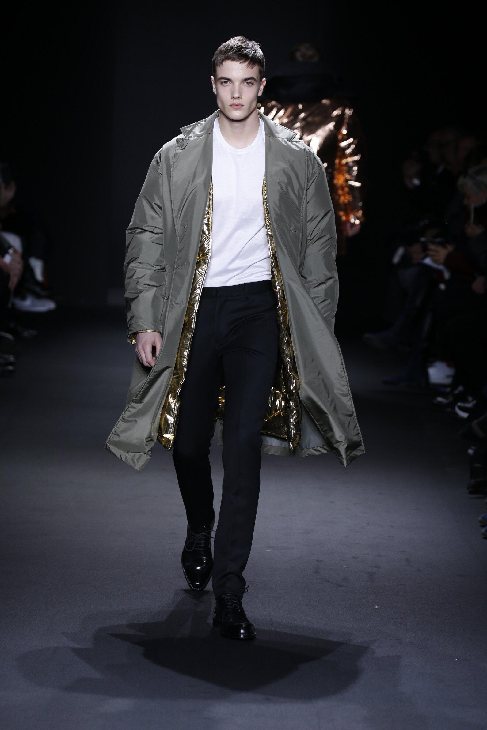 2016-17 Man Style Calvin Klein Collection