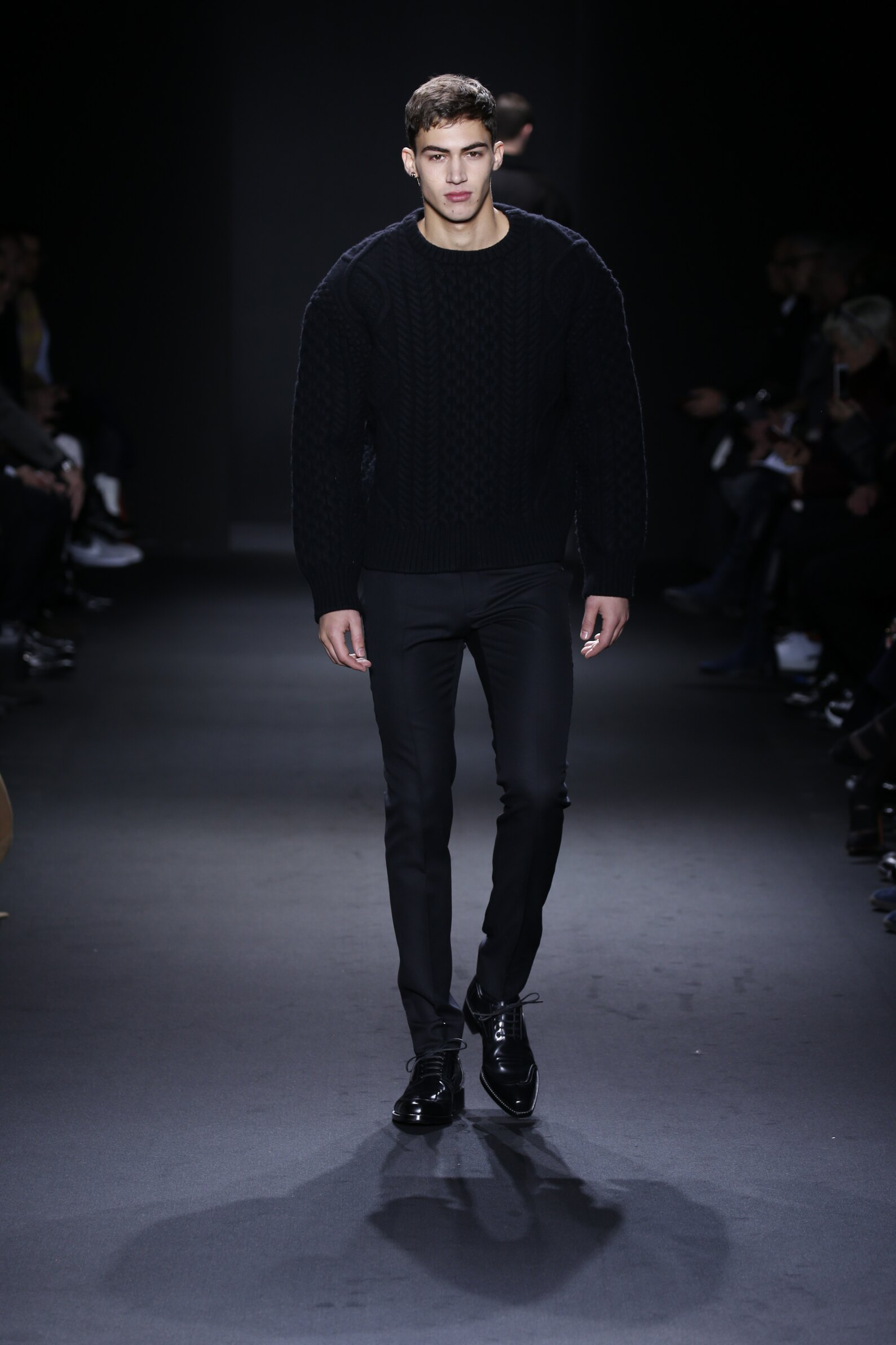 2016 Calvin Klein Collection Winter Catwalk