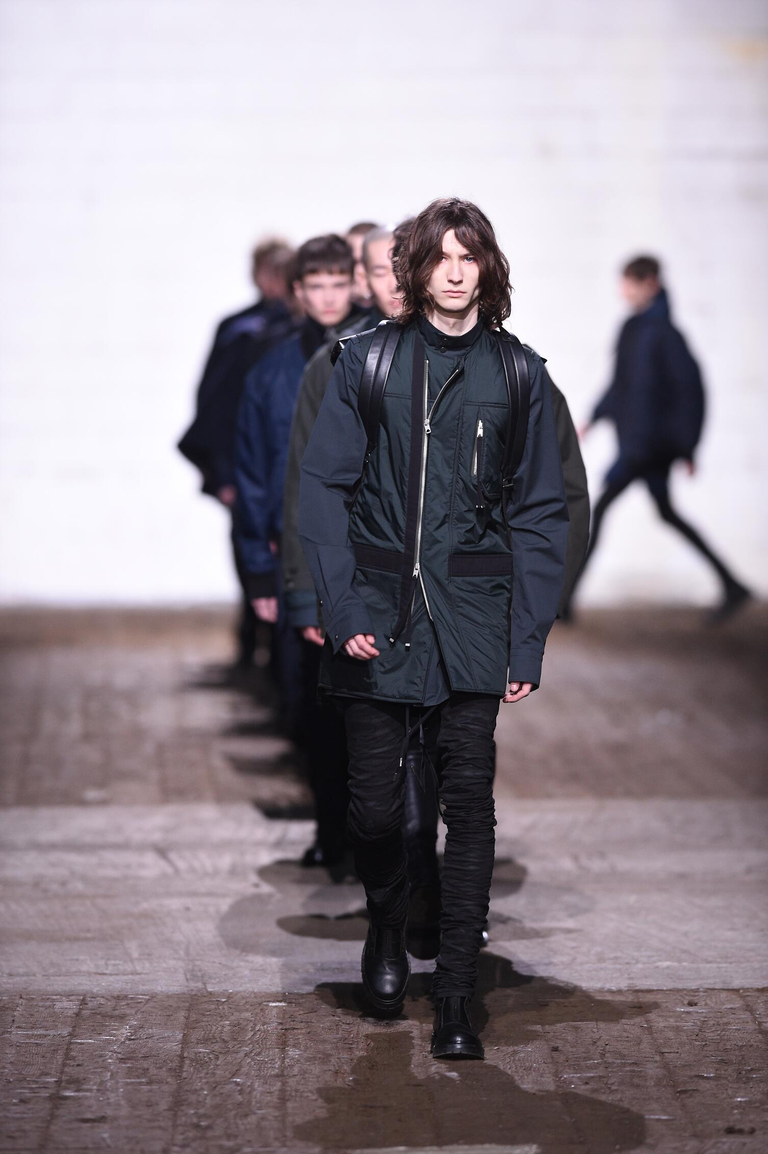 2016 Diesel Black Gold Fall Catwalk