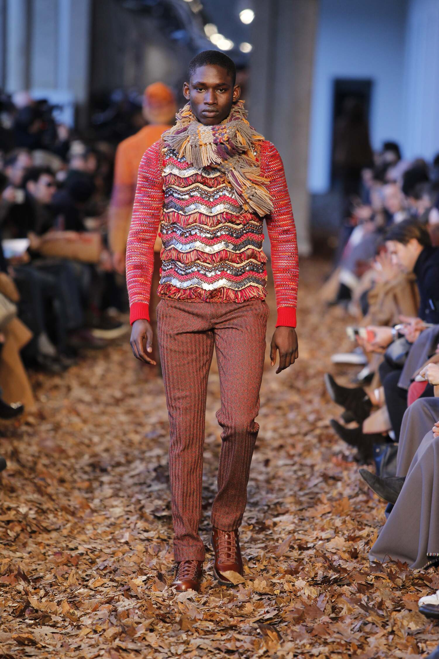 2016 Missoni Fall Catwalk
