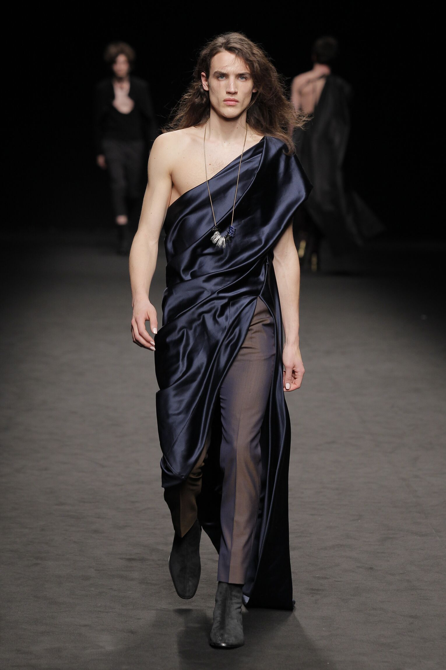 2016 Vivienne Westwood Fall Catwalk