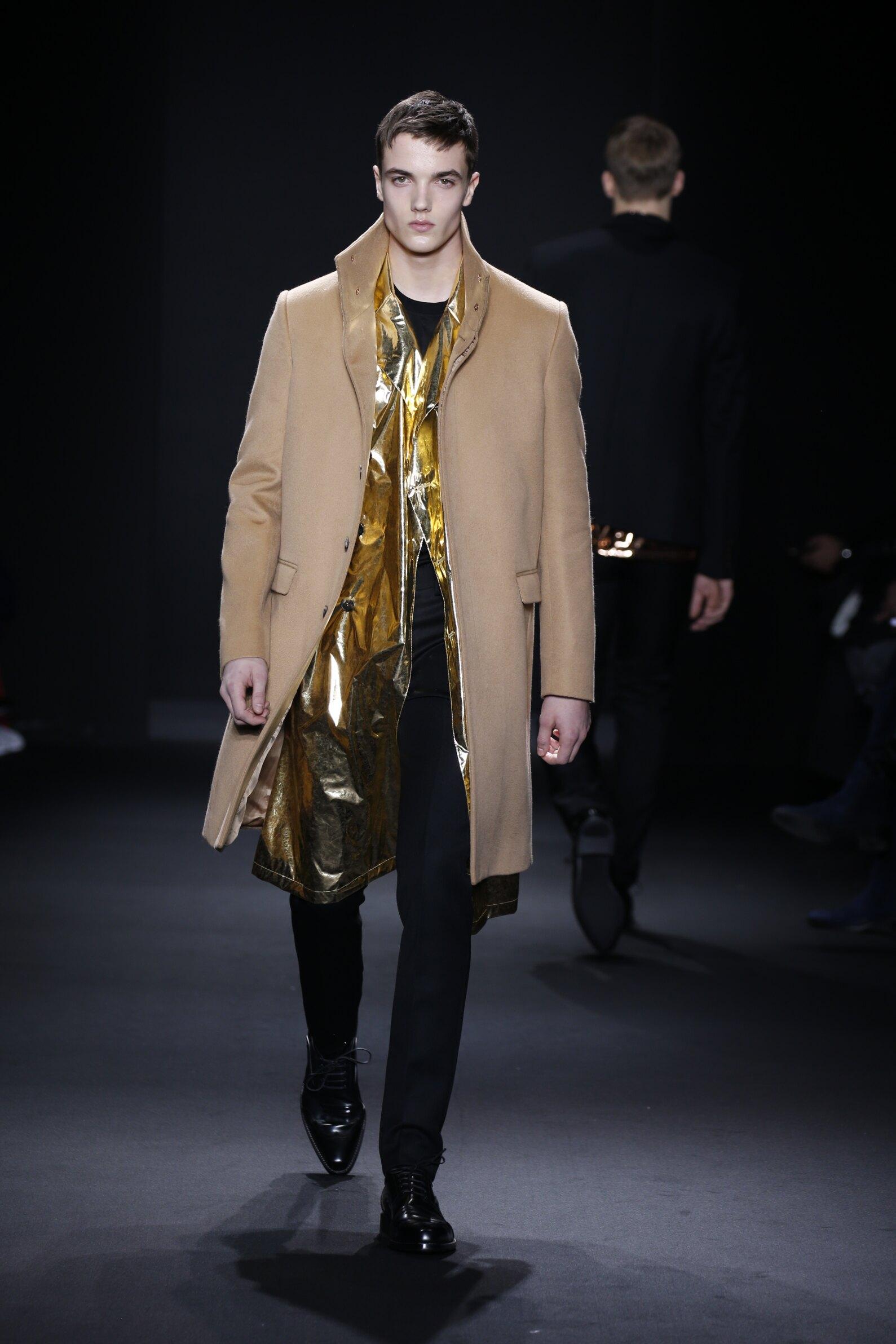 Calvin Klein Collection FW 2016 Menswear