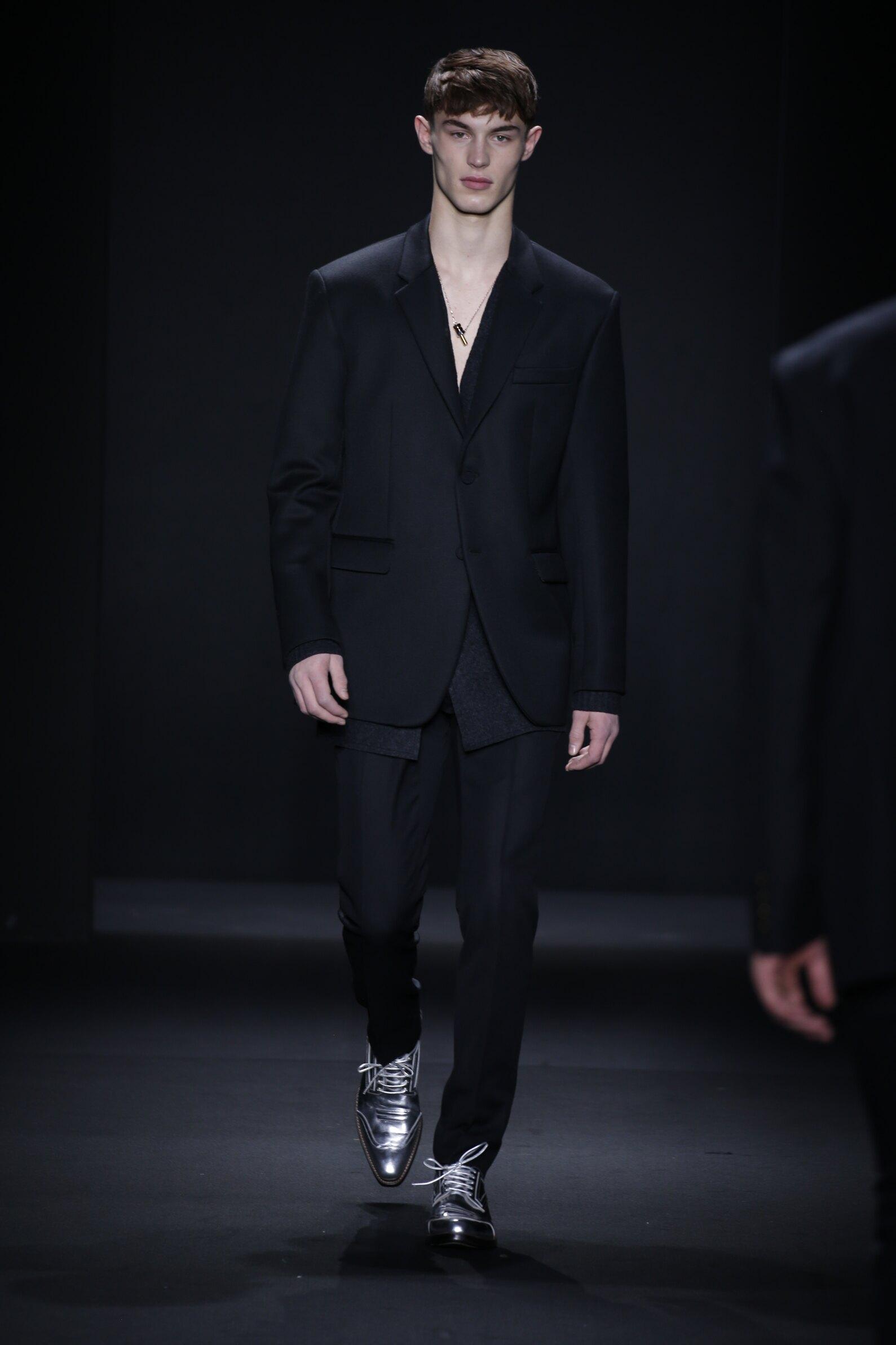 Calvin Klein Collection Fashion Show