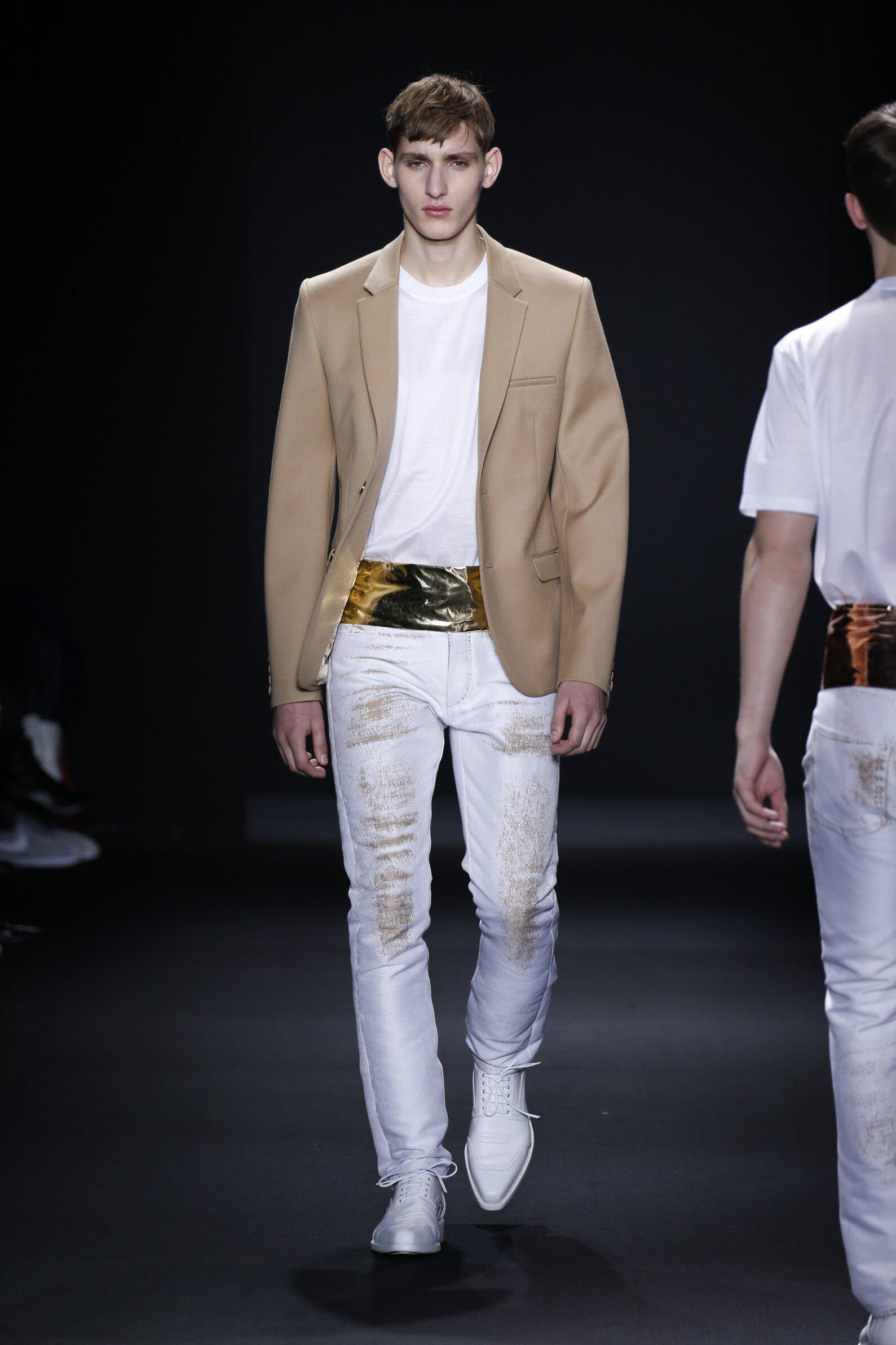 Calvin Klein Collection Man 2016-17