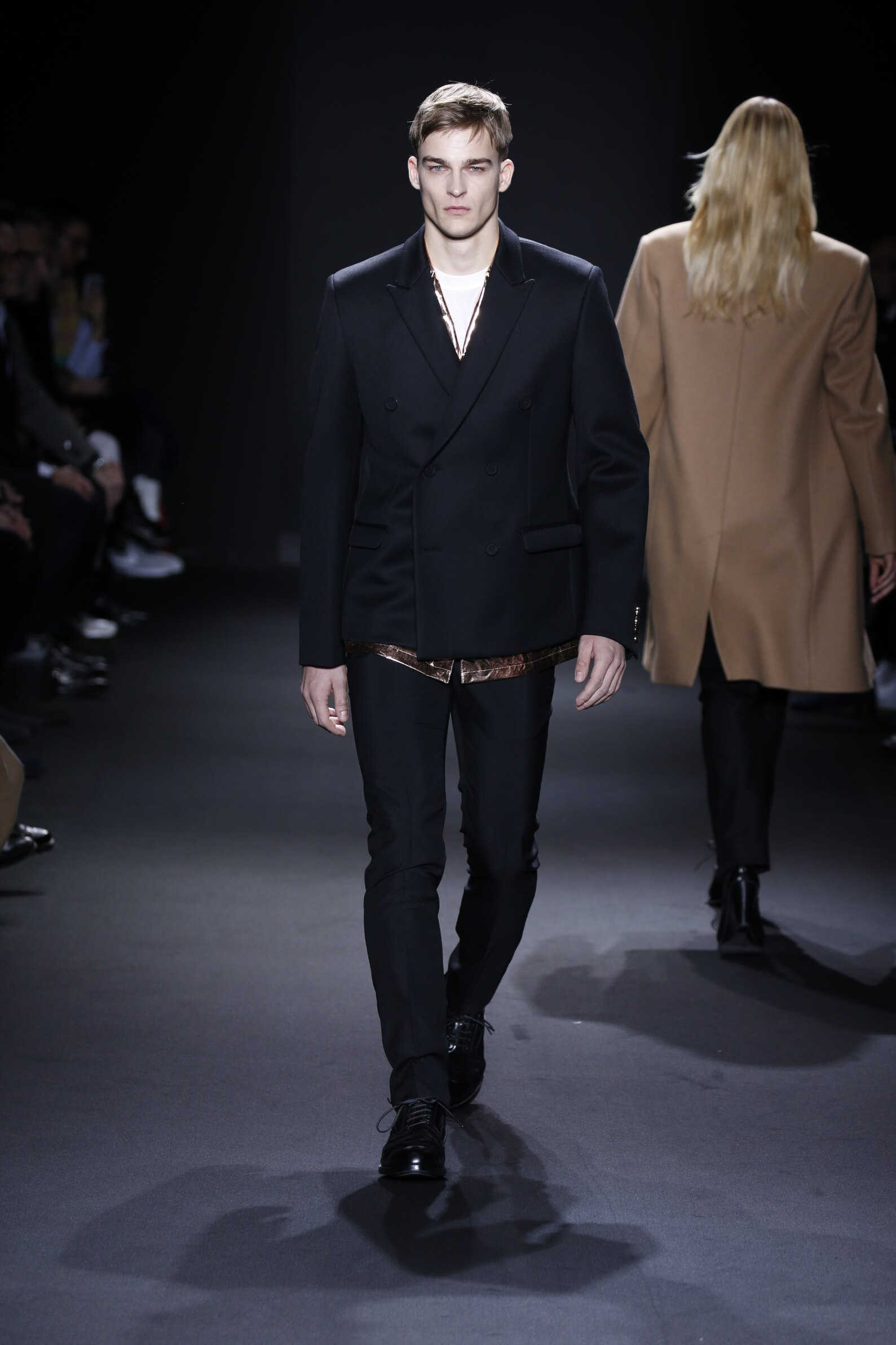 CALVIN KLEIN COLLECTION MEN'S FALL WINTER 2016-17 | The
