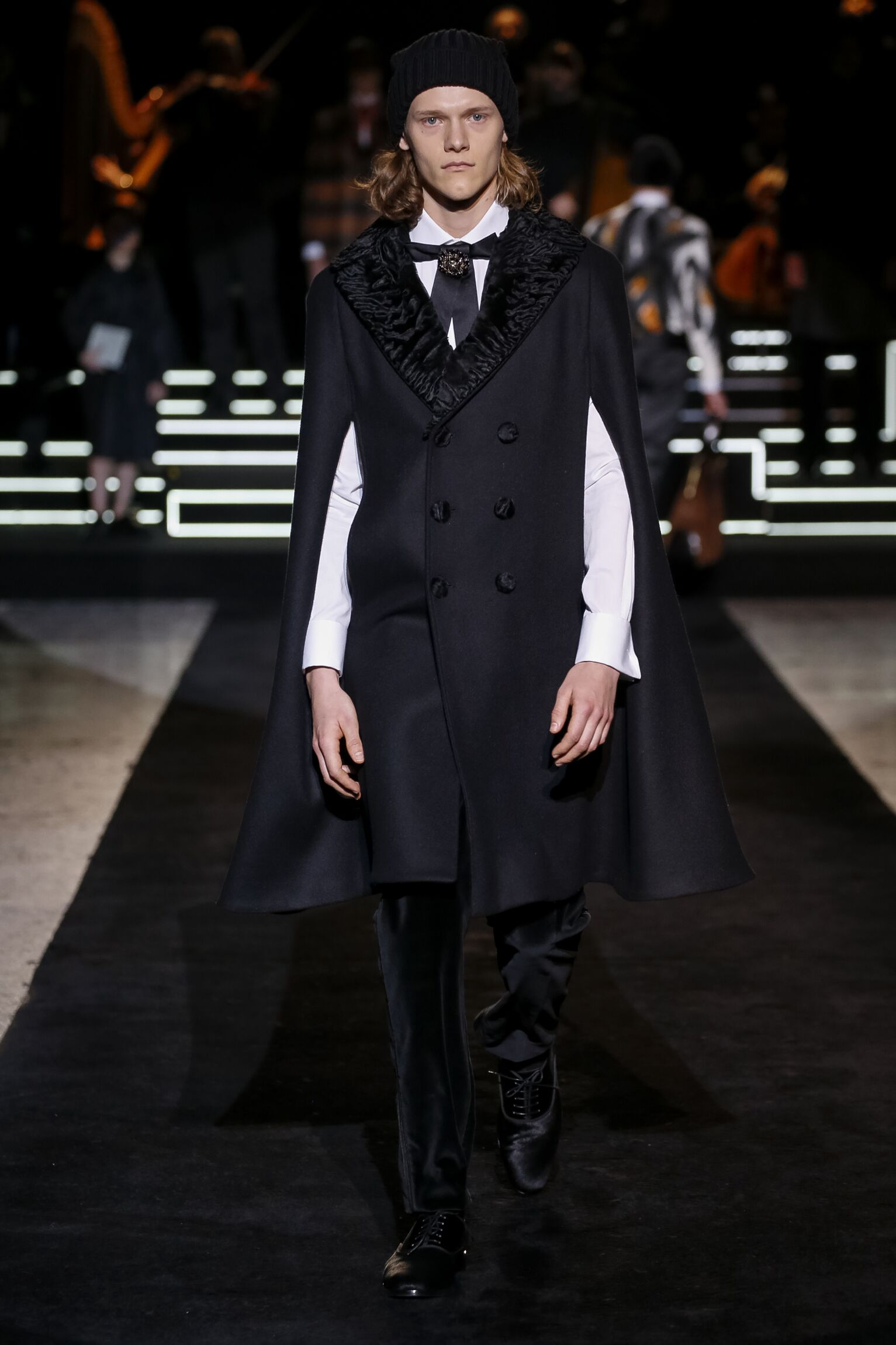 Daks Fall Winter 2016 Mens Milan Fashion Week