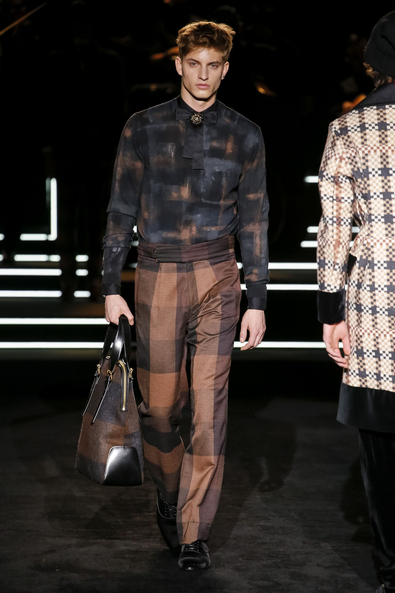 Daks Milan Fashion Week Menswear