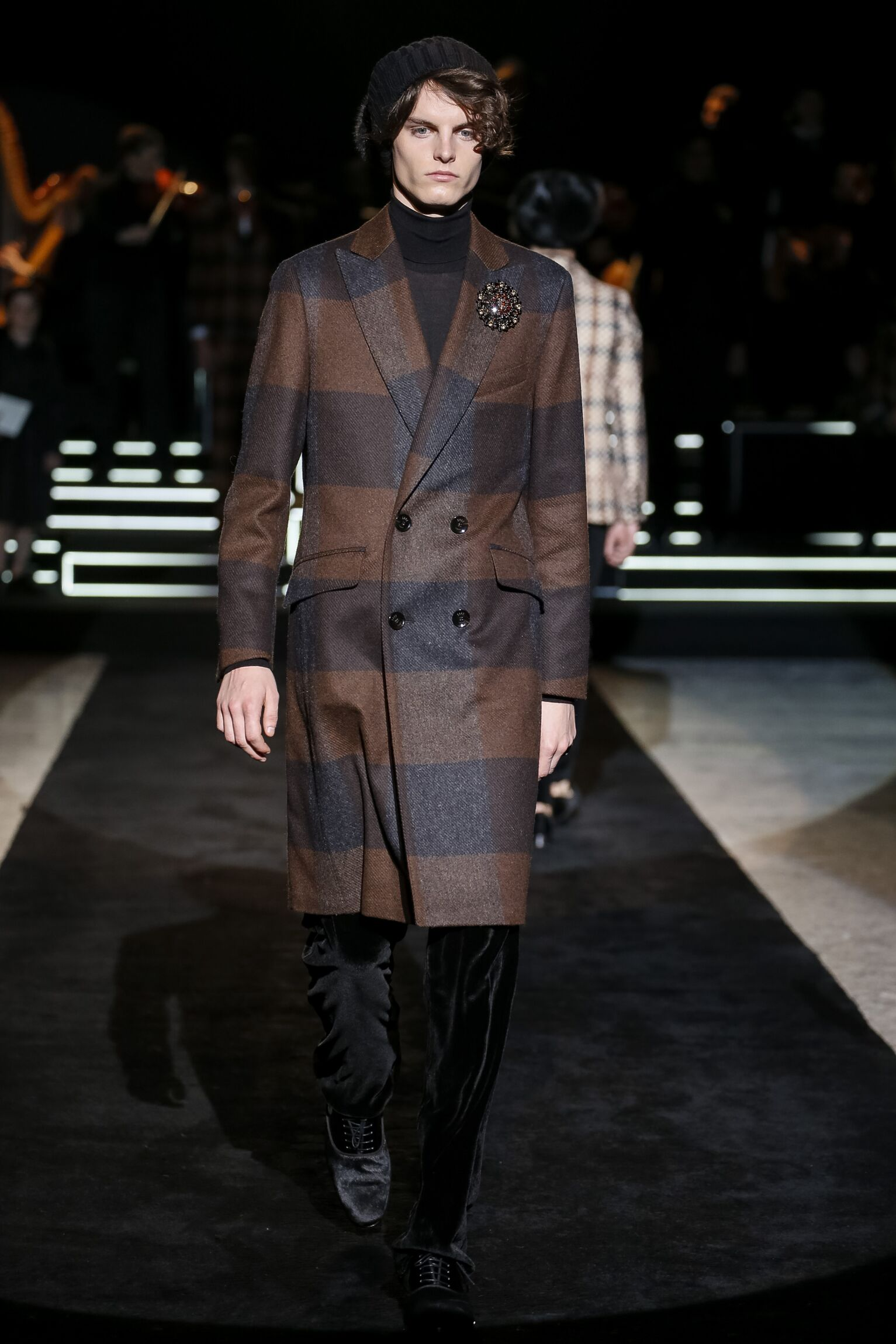 Daks Milan Fashion Week