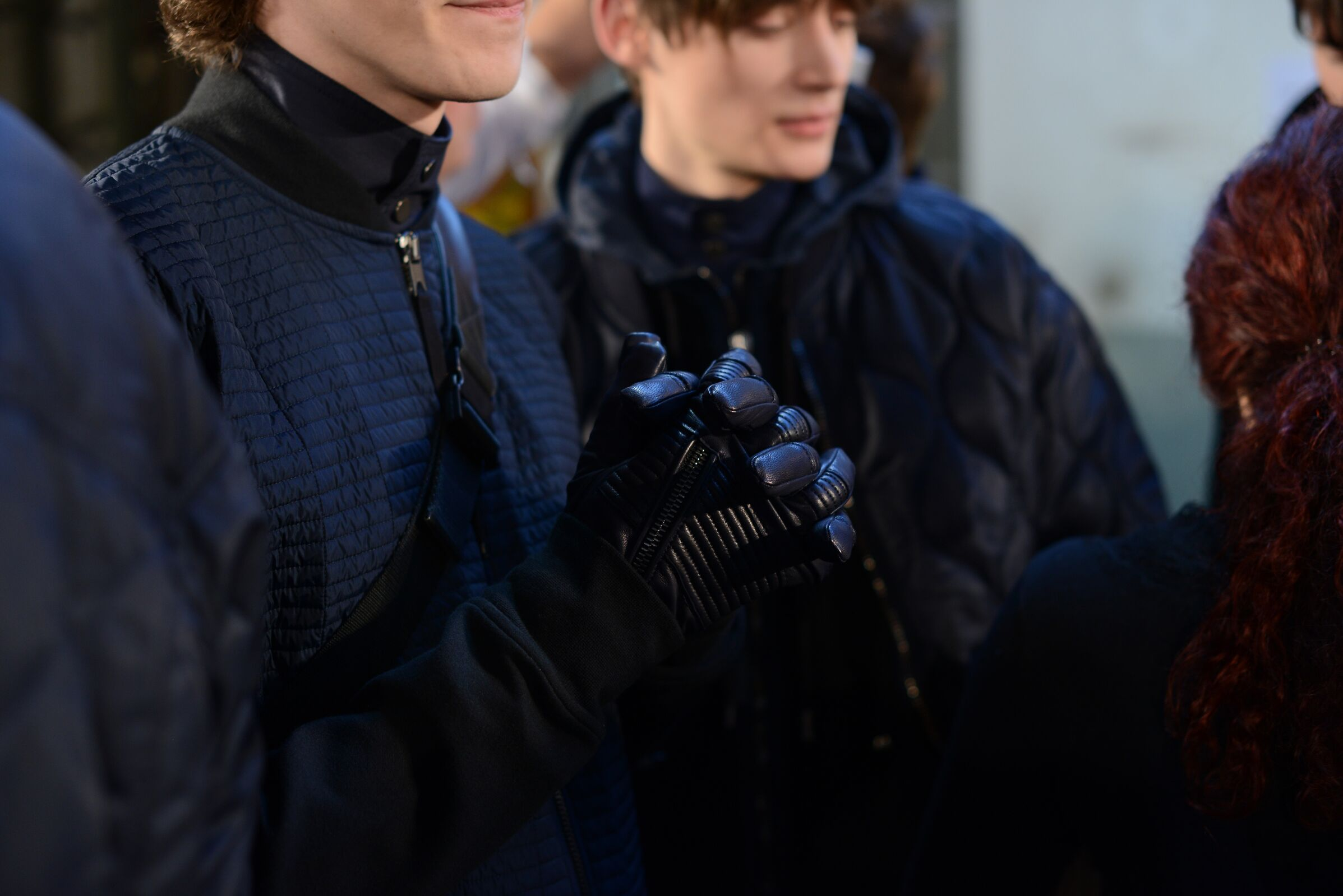 Detail Menswear Backstage Diesel Black Gold 2016