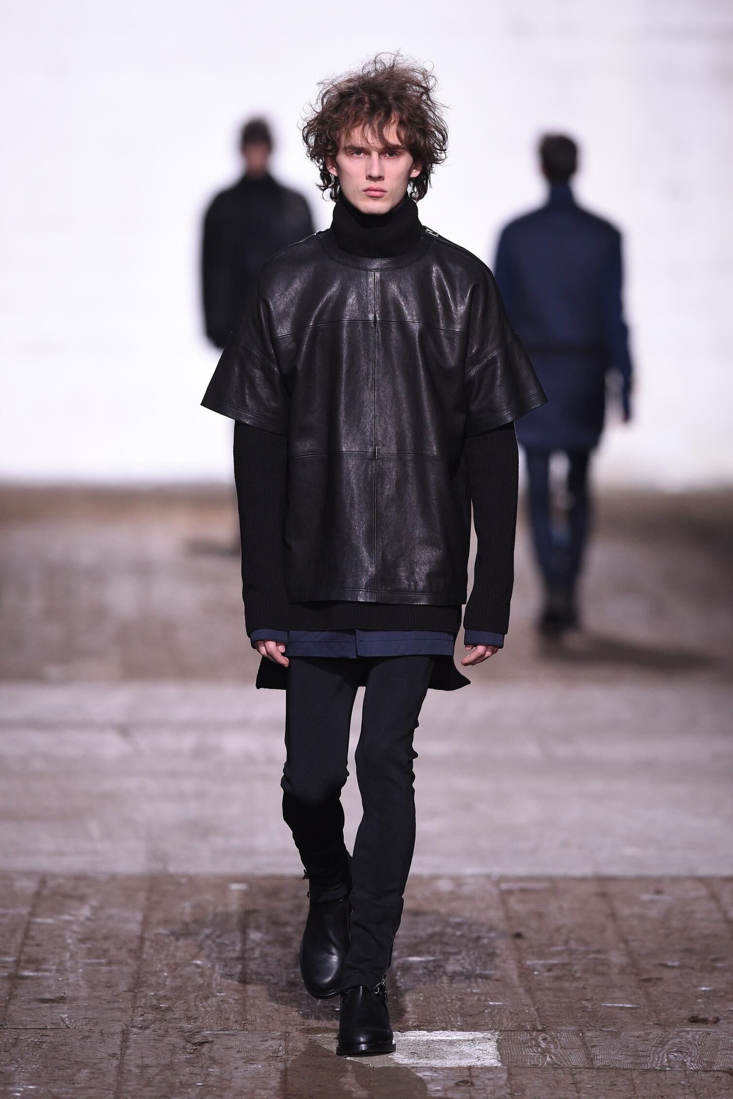 Diesel Black Gold FW 2016 Menswear
