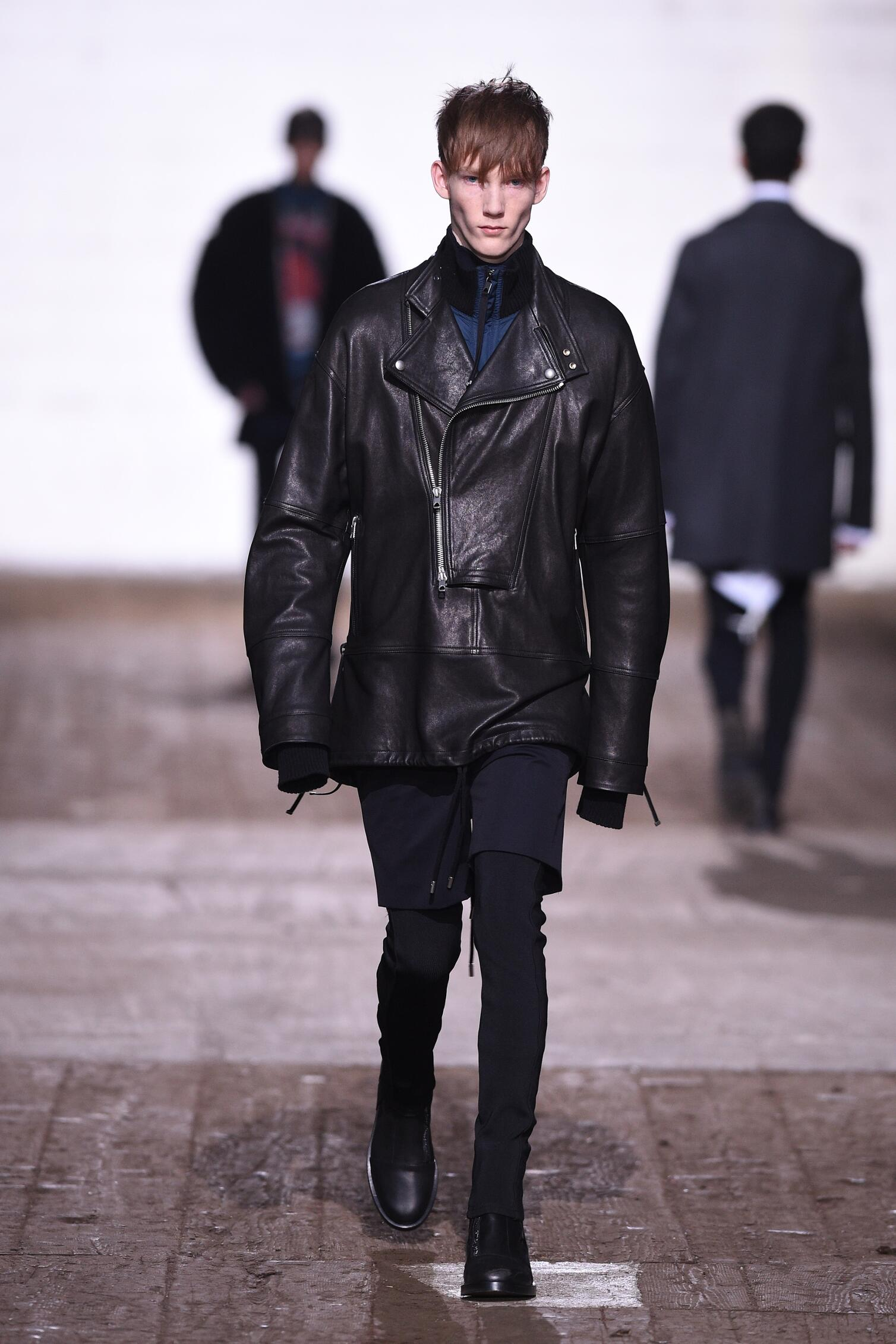 Diesel Black Gold Fall 2016 Catwalk