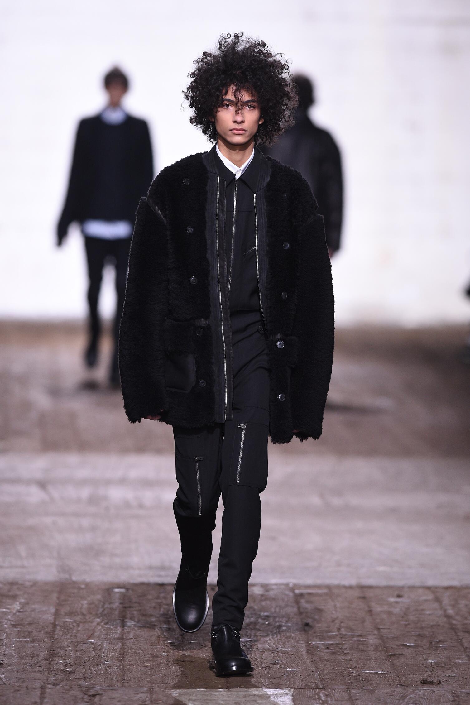Diesel Black Gold Milan Fashion Week Menswear