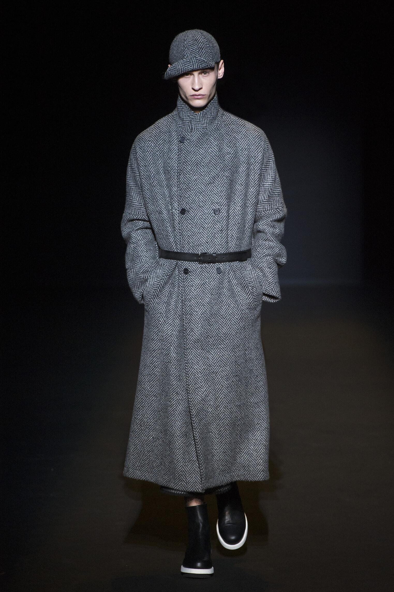 FW 2016 Fashion Show Lucio Vanotti