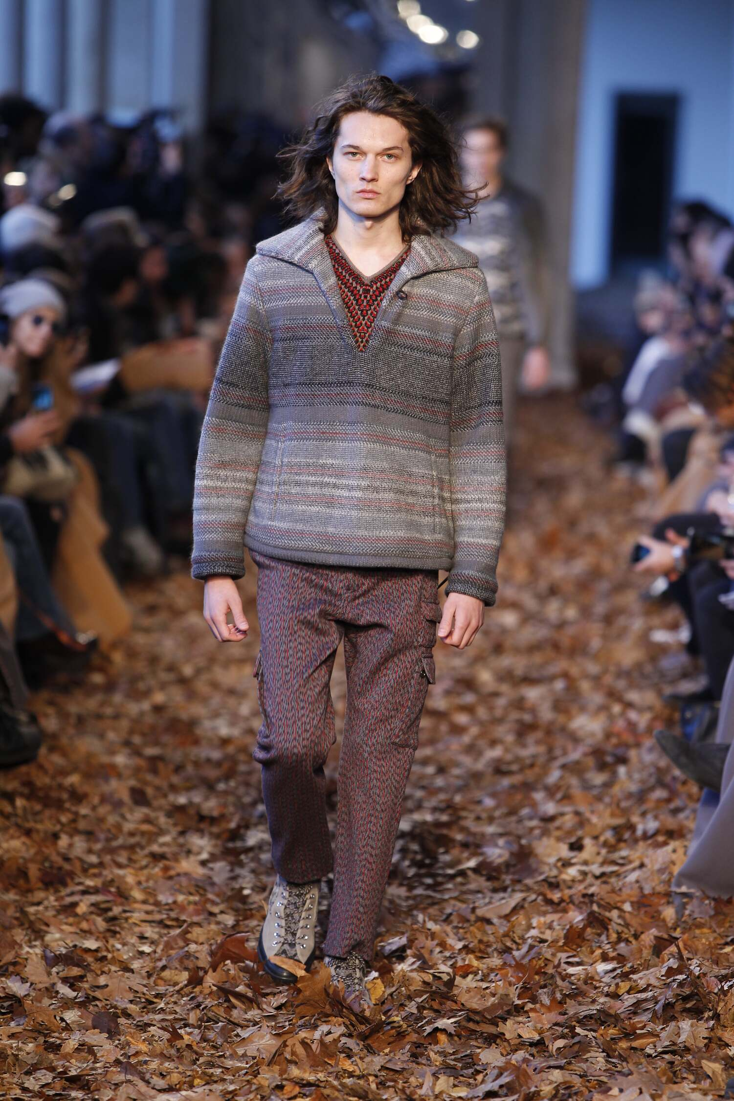MISSONI FALL WINTER 2016-17 MEN'S COLLECTION