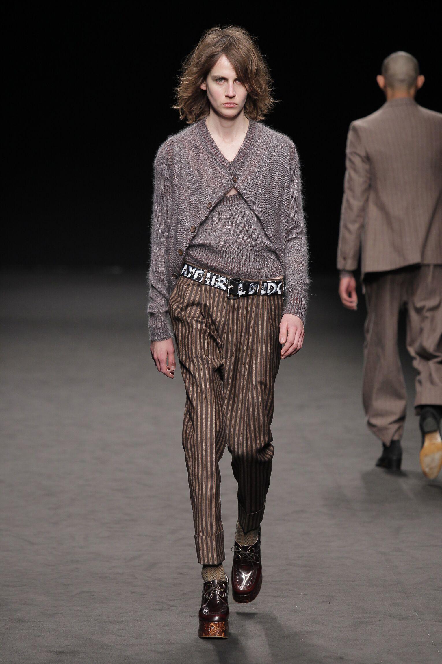FW 2016 Vivienne Westwood Fashion Show