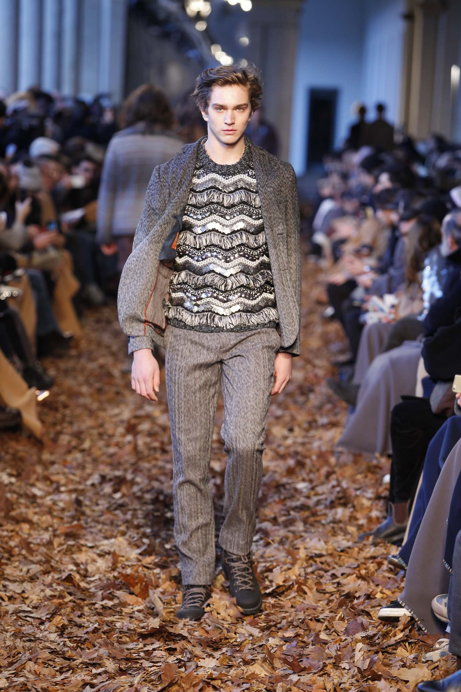 Fall 2016-17 Man Fashion Show Missoni