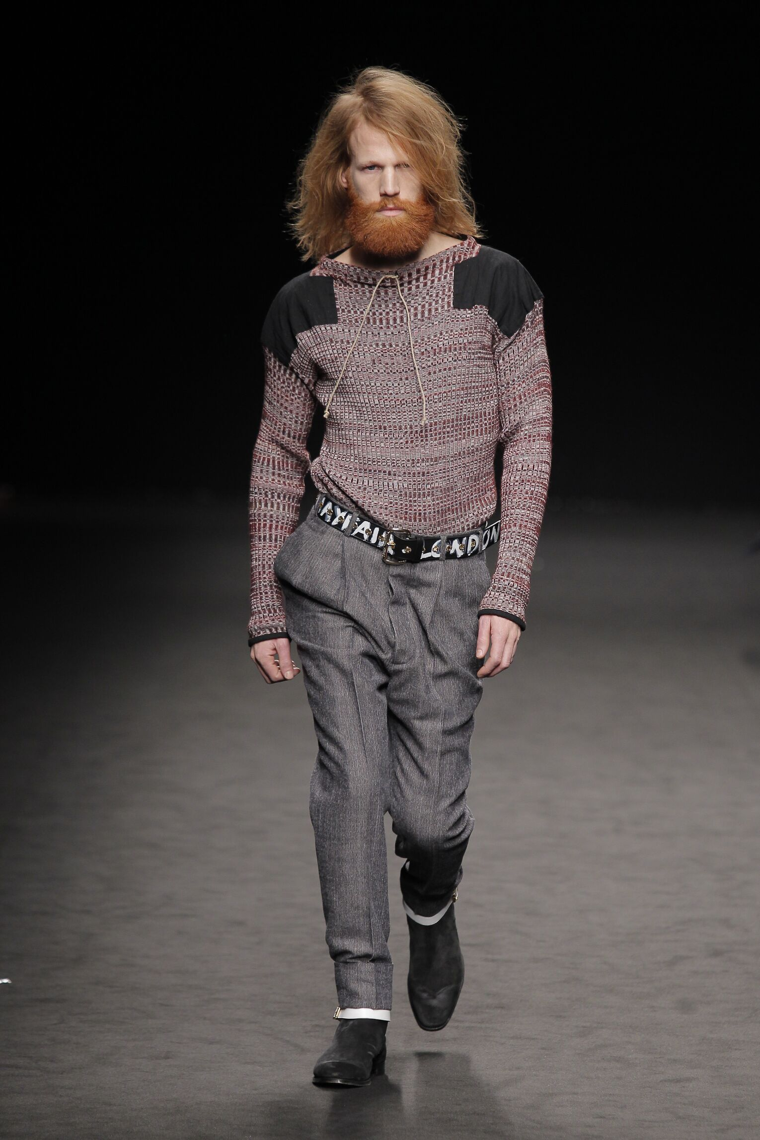 Fall 2016-17 Man Fashion Show Vivienne Westwood