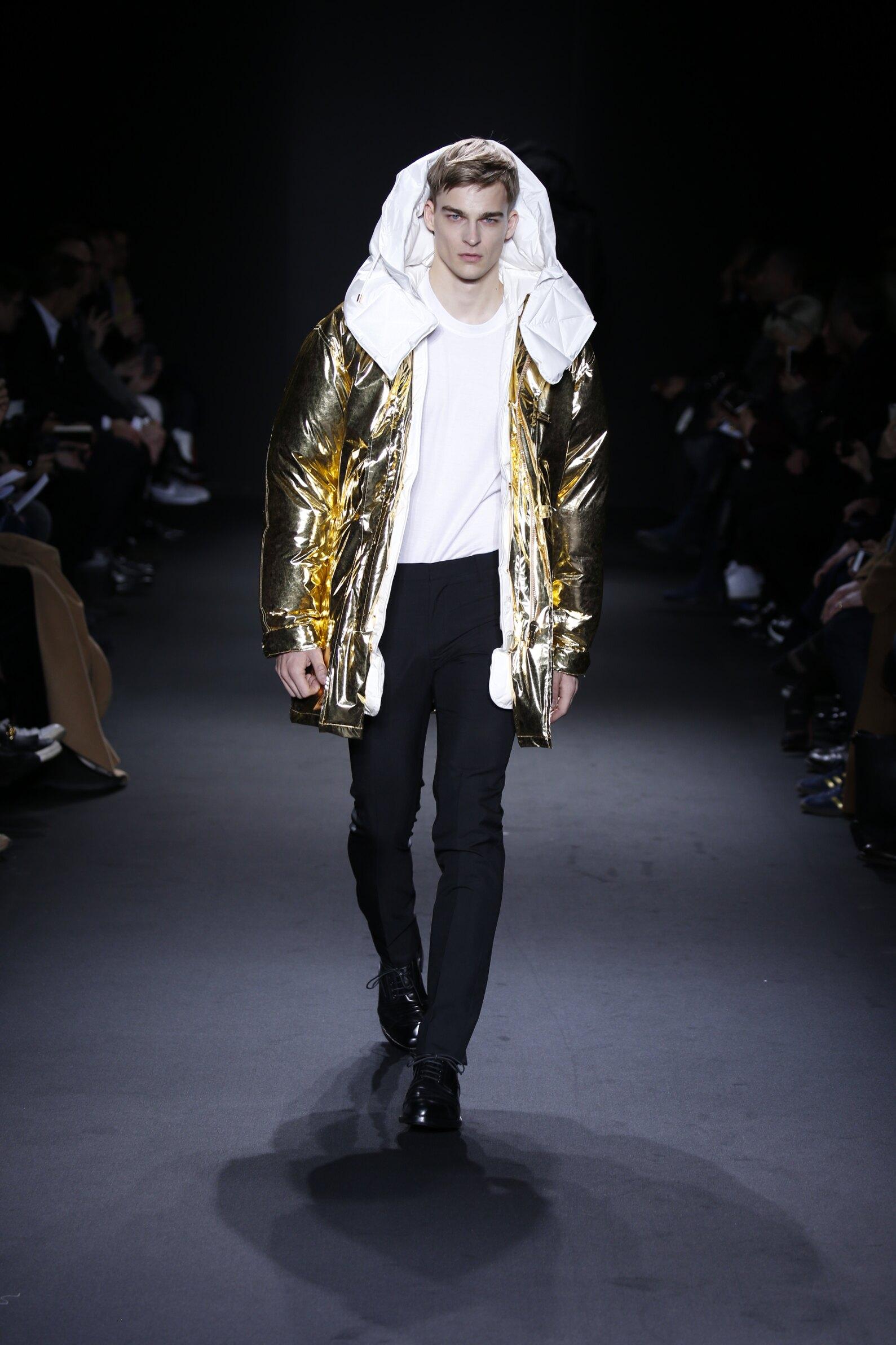 Fall Fashion 2016 Calvin Klein Collection