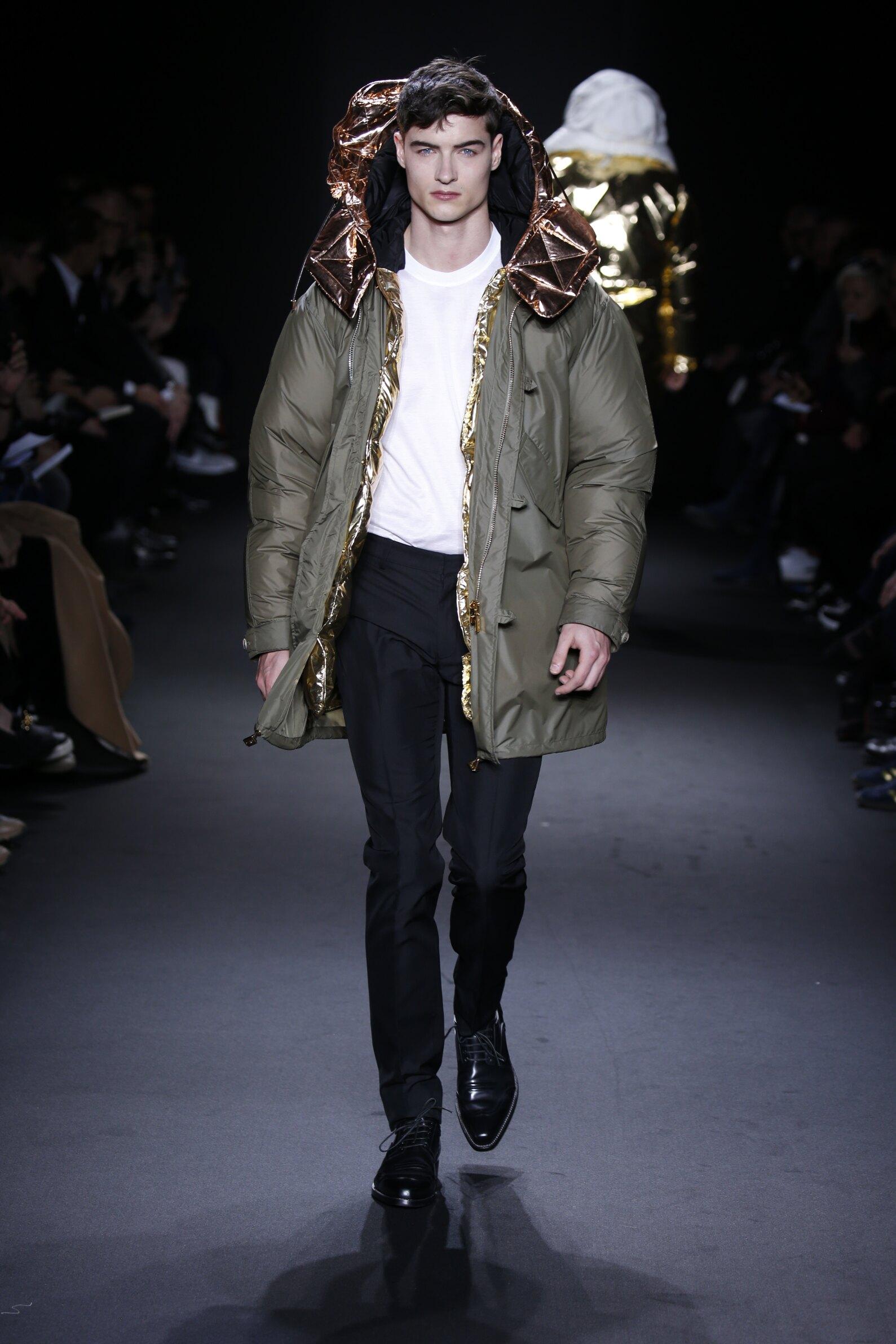 Fall Winter 2016 Man Milan Calvin Klein Collection