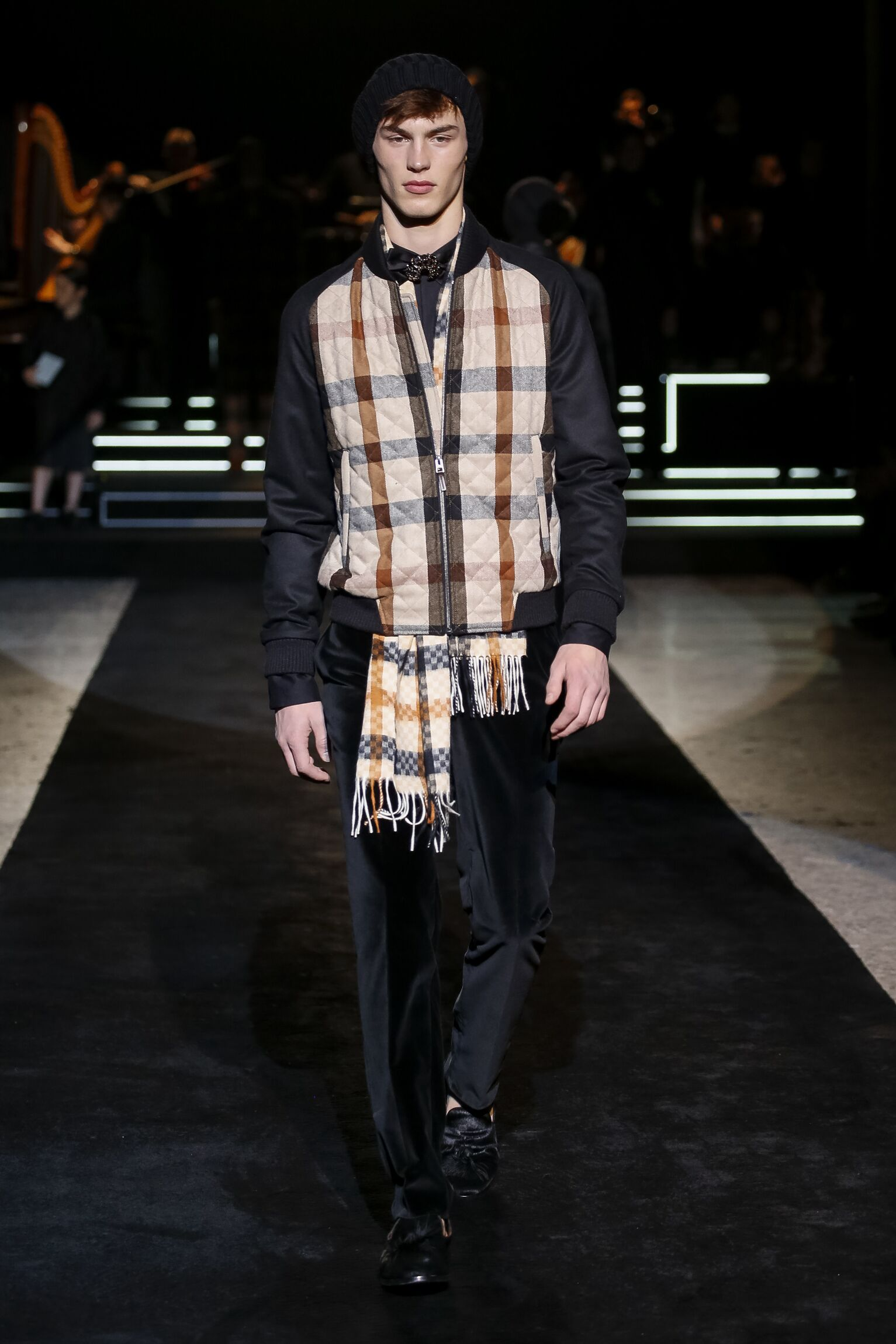 Fall Winter 2016 Man Milan Daks