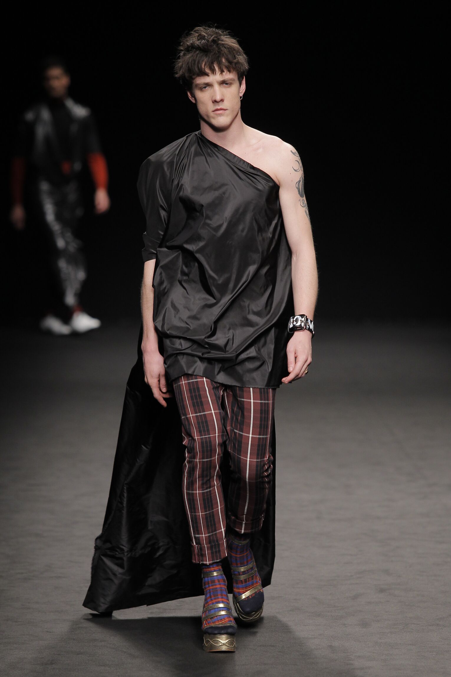 Fall Winter 2016 Man Milan Vivienne Westwood Collection