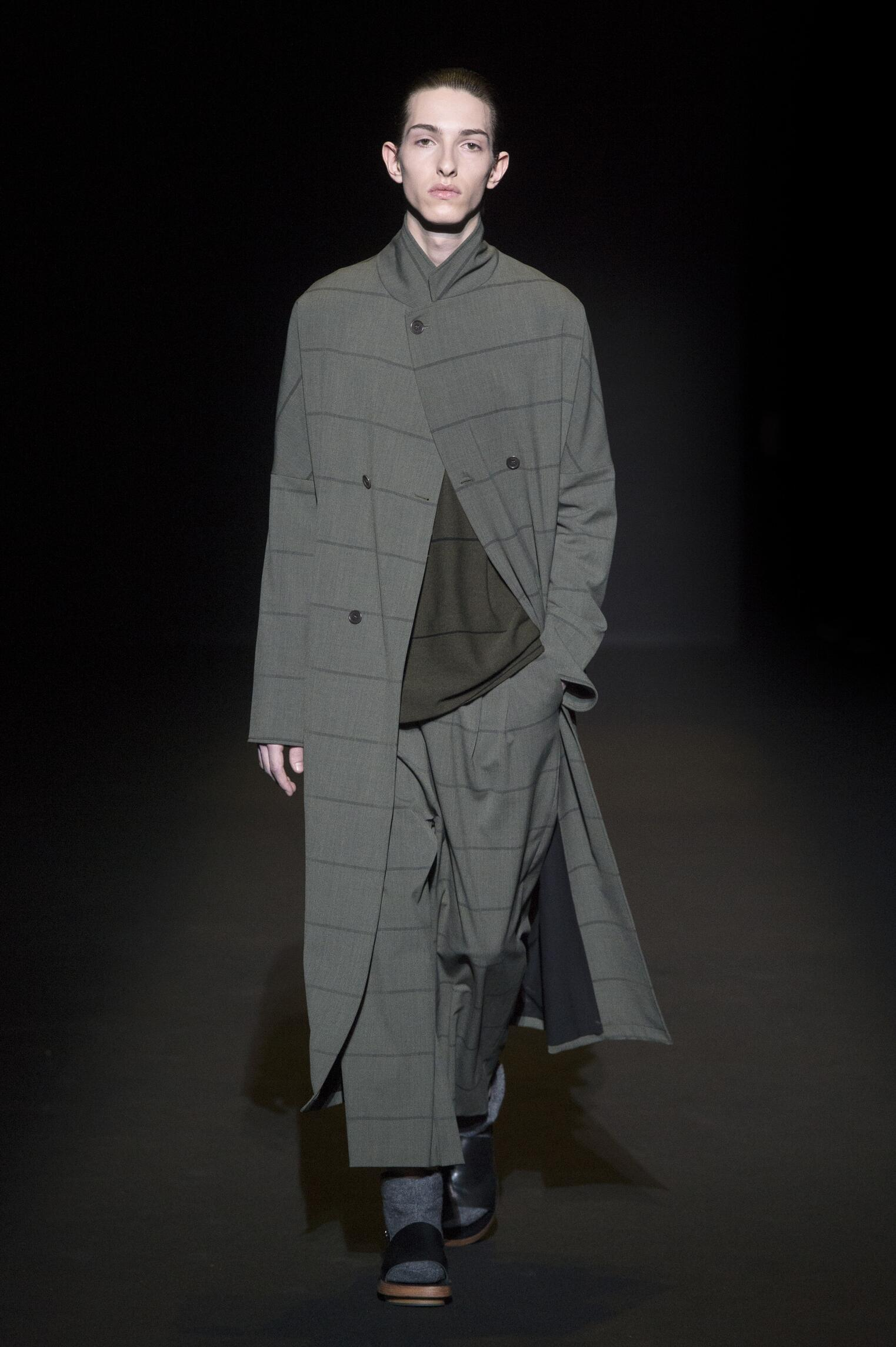 Lucio Vanotti FW 2016 Menswear