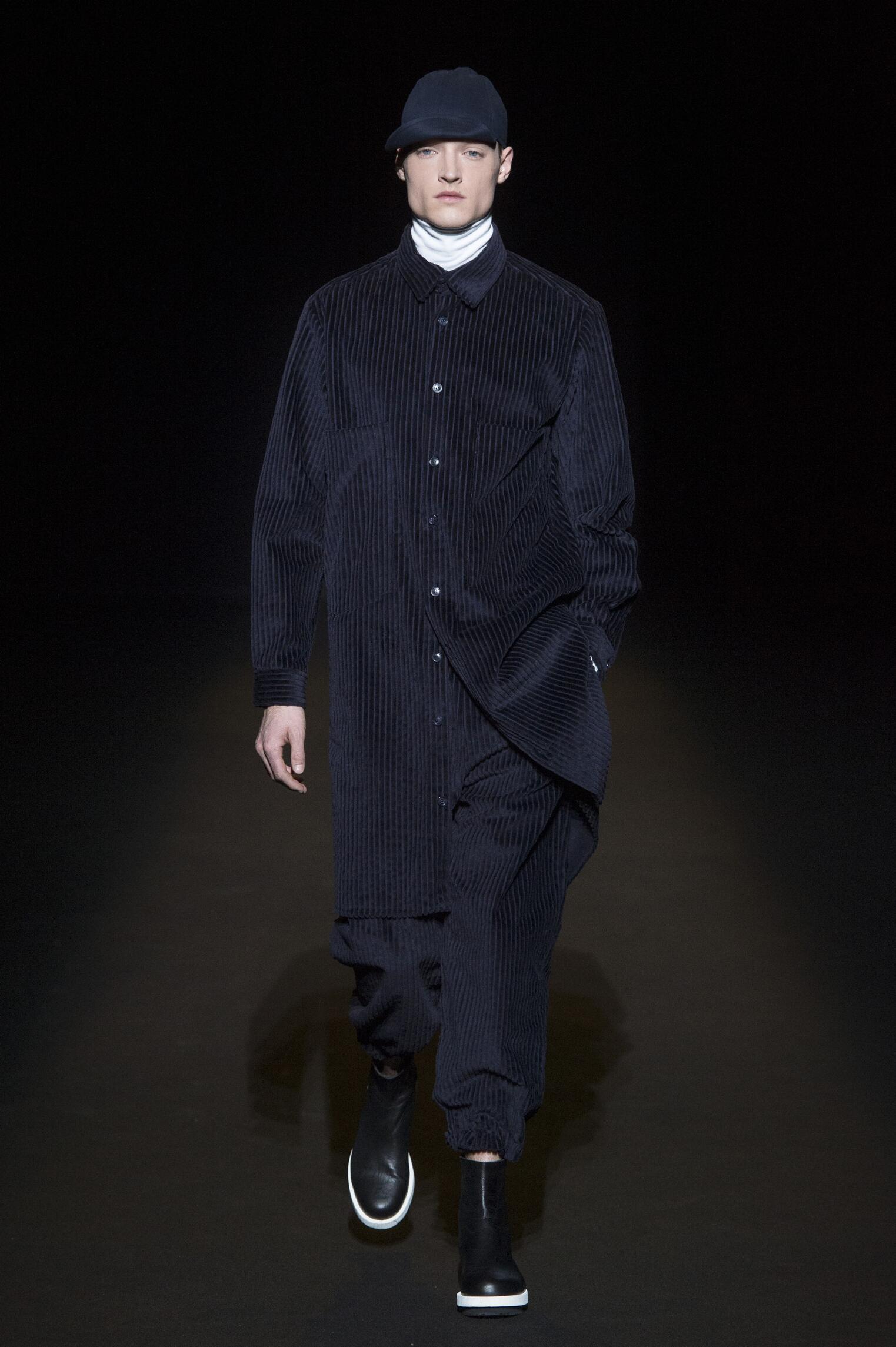 Lucio Vanotti Fashion Show