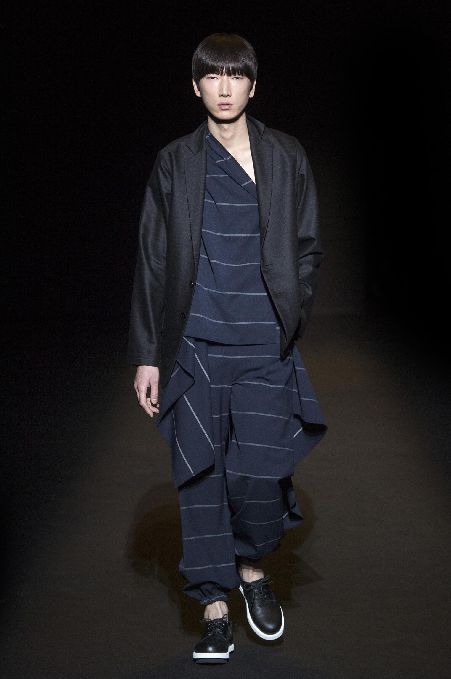 Lucio Vanotti Milan Fashion Week