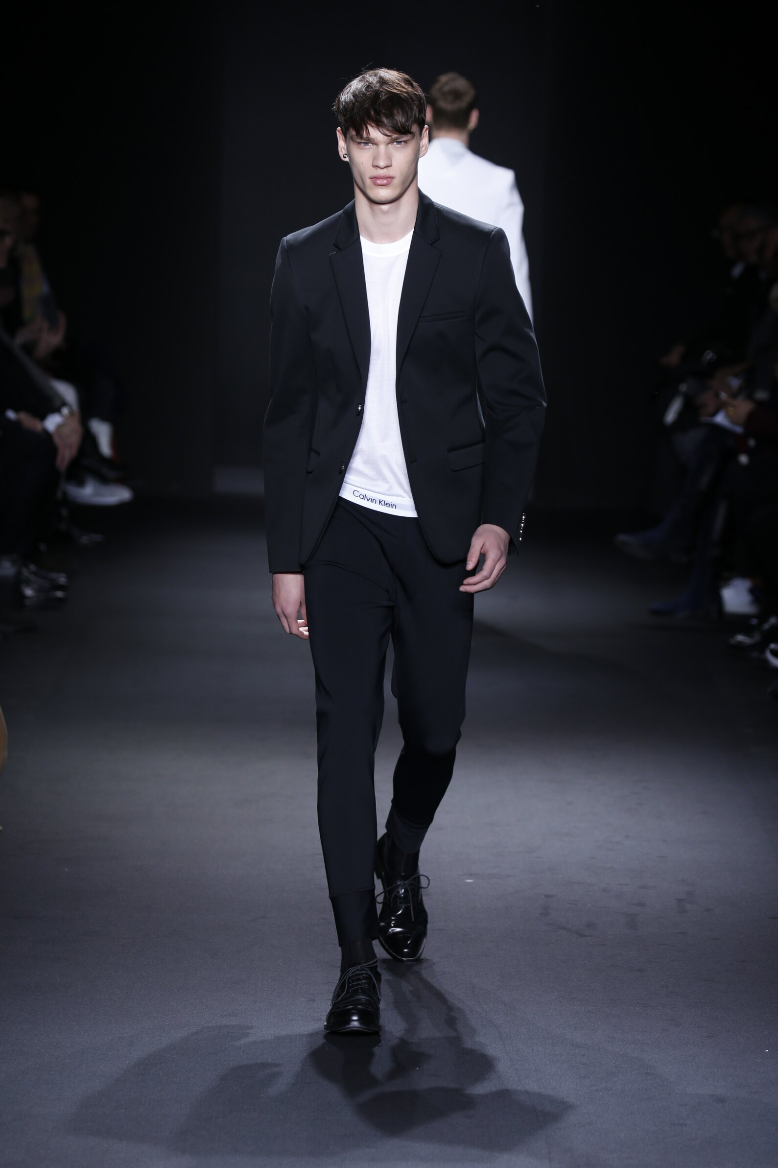 Menswear Winter Calvin Klein Collection 2016