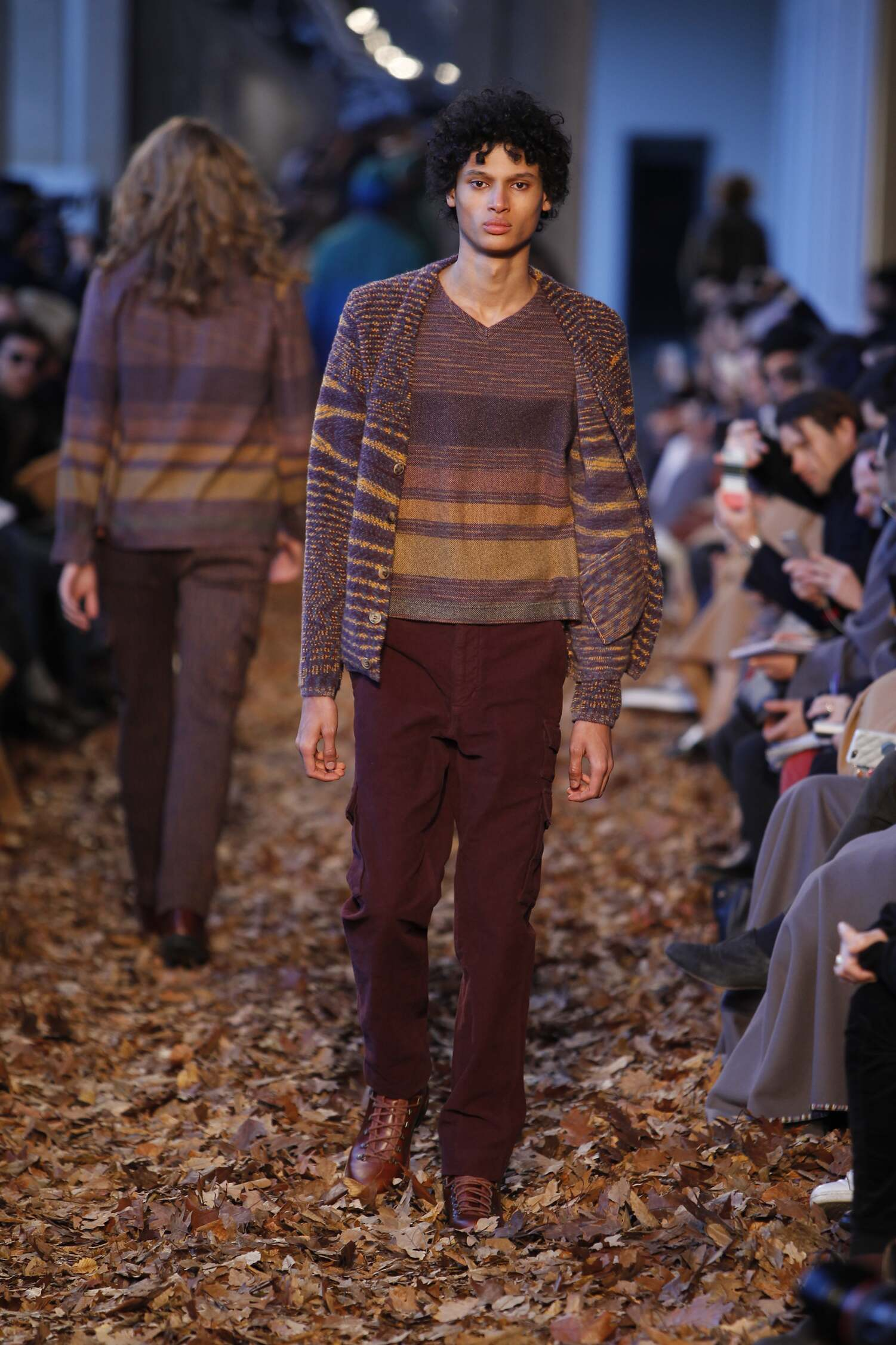 Missoni Fall 2016 Catwalk