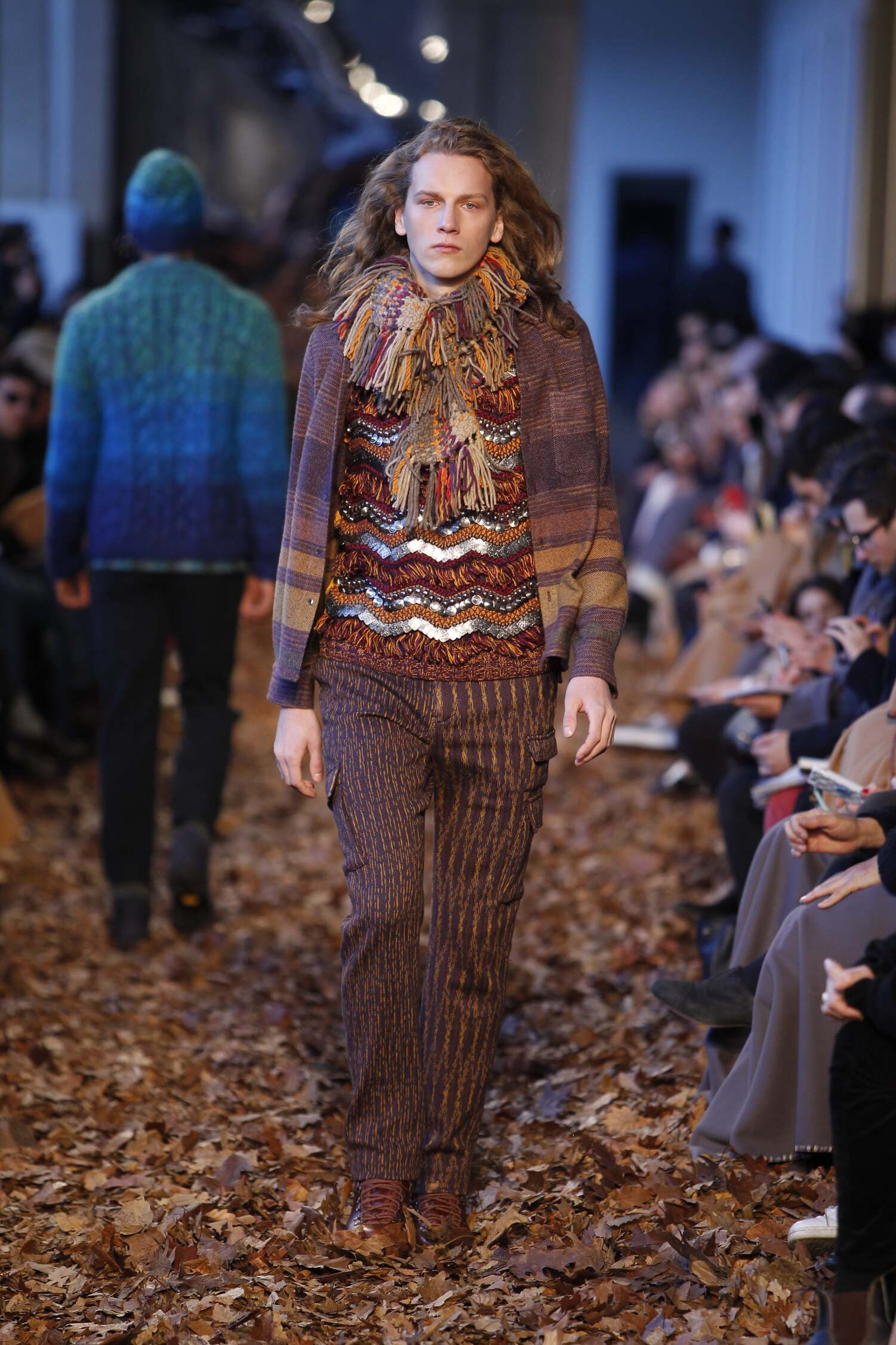 Missoni Fall Winter 2016-2017