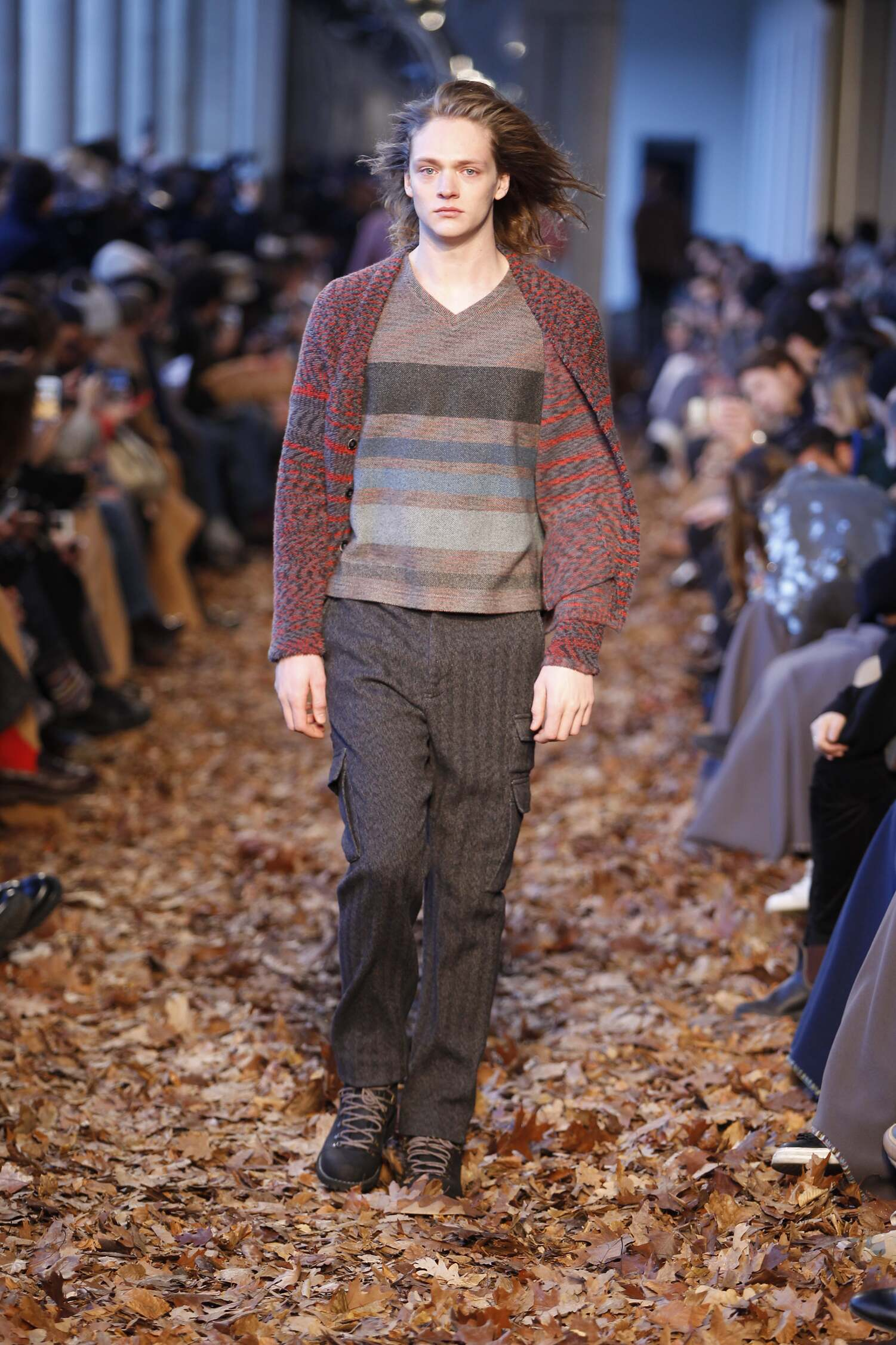 Missoni Fall Winter 2016 Mens Collection Milan Fashion Week