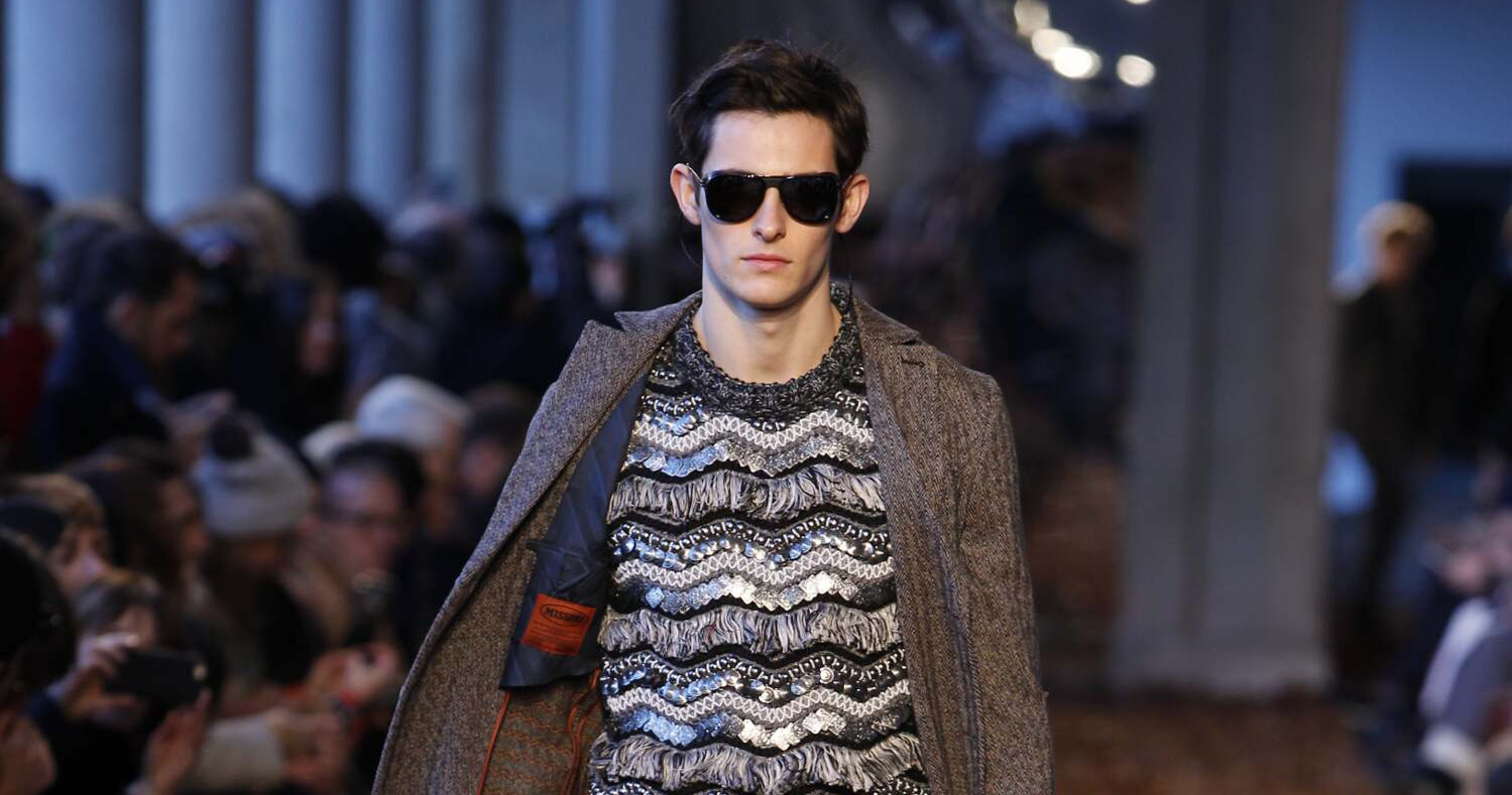 Missoni Fashion Show FW 2016-17 Milan