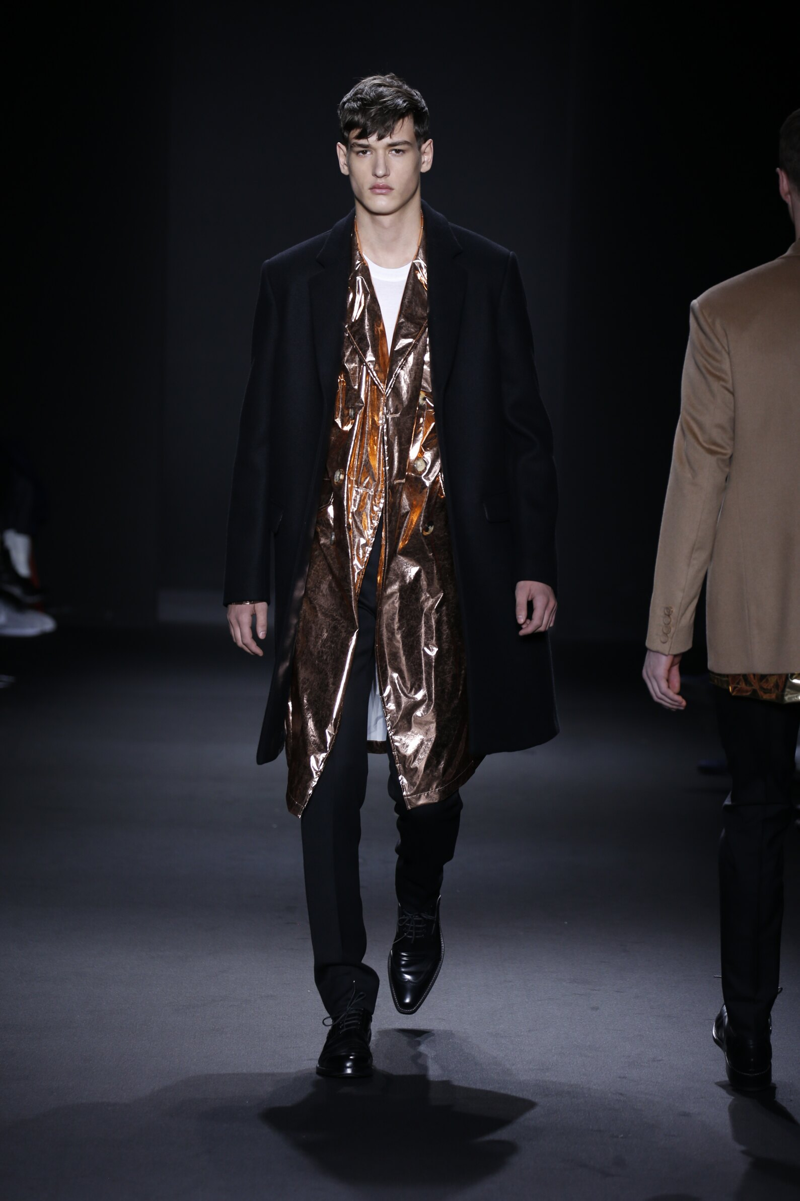 Runway Calvin Klein Collection Fall Winter 2016 Men Milan Fashion Week