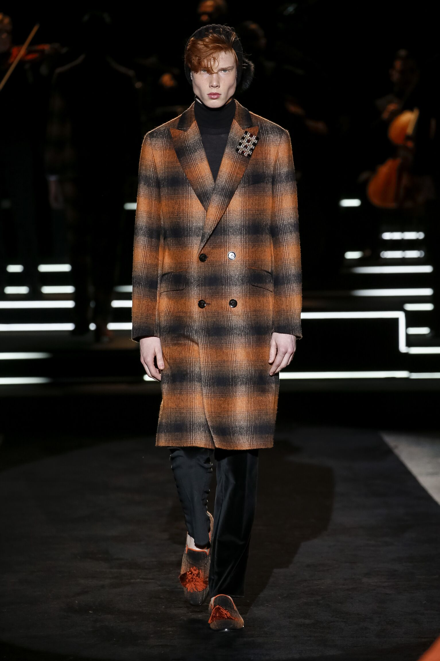 Runway Daks Fall Winter 2016 Men Milan Fashion Week