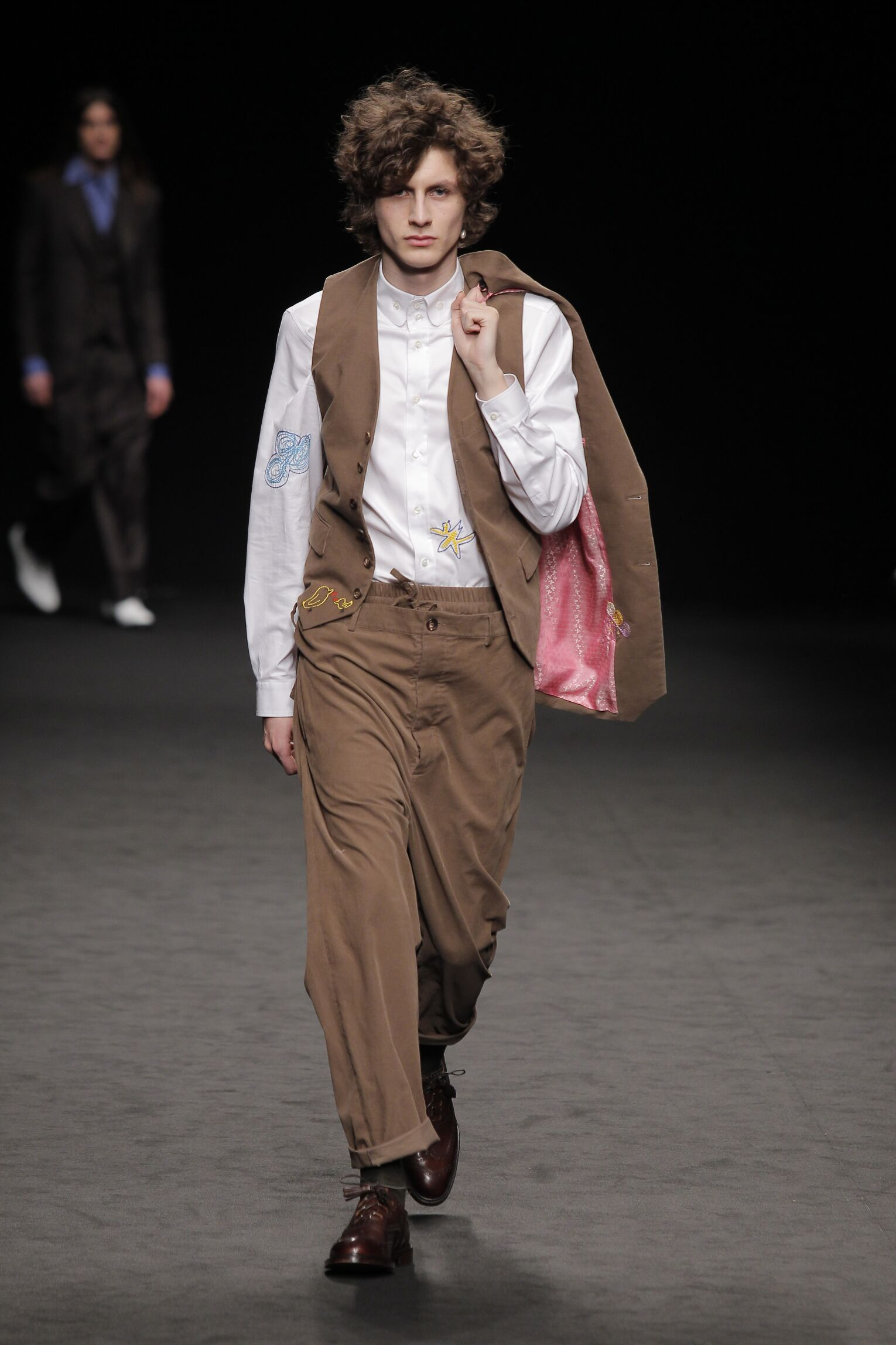 Vivienne Westwood Fall Winter 2016 Mens Collection Milan Fashion Week