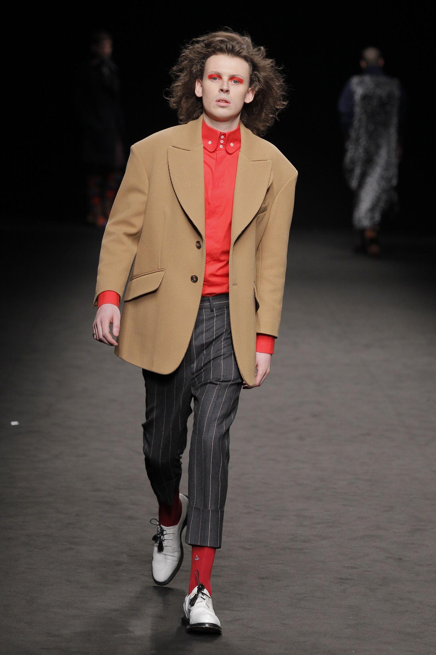 Vivienne Westwood Milan Fashion Week