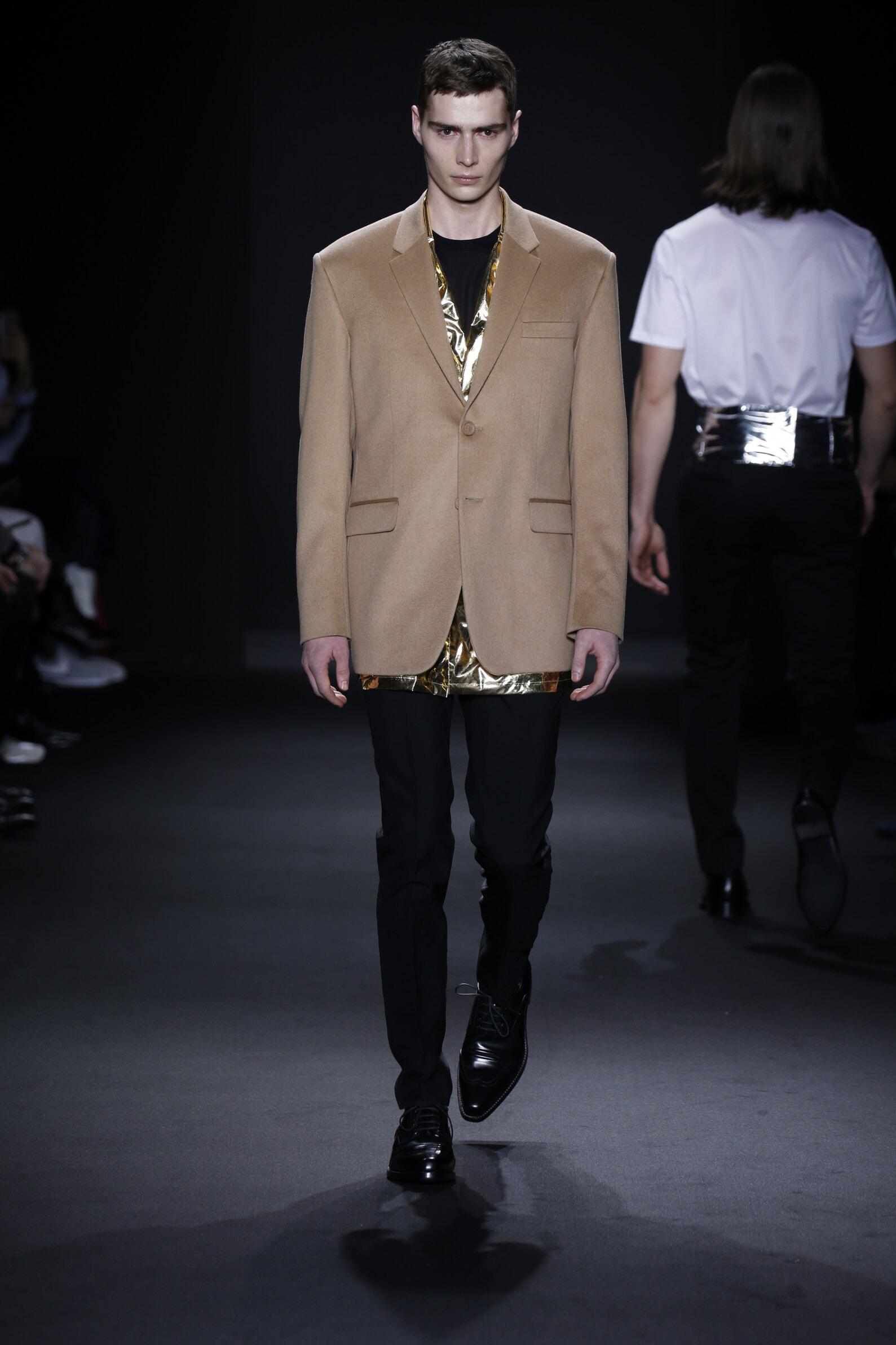Winter 2016-17 Man Trends Calvin Klein Collection