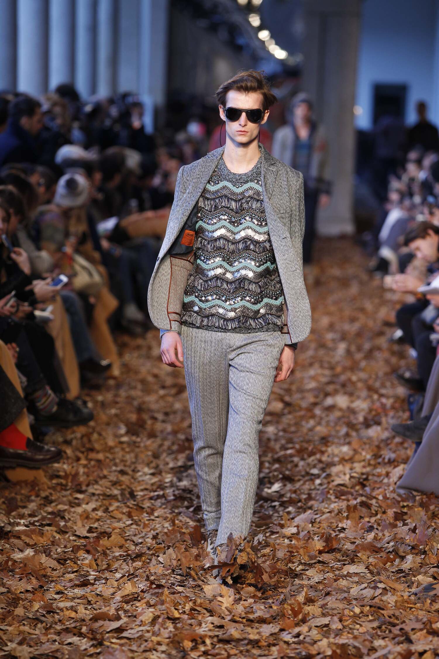Winter 2016-17 Man Trends Missoni