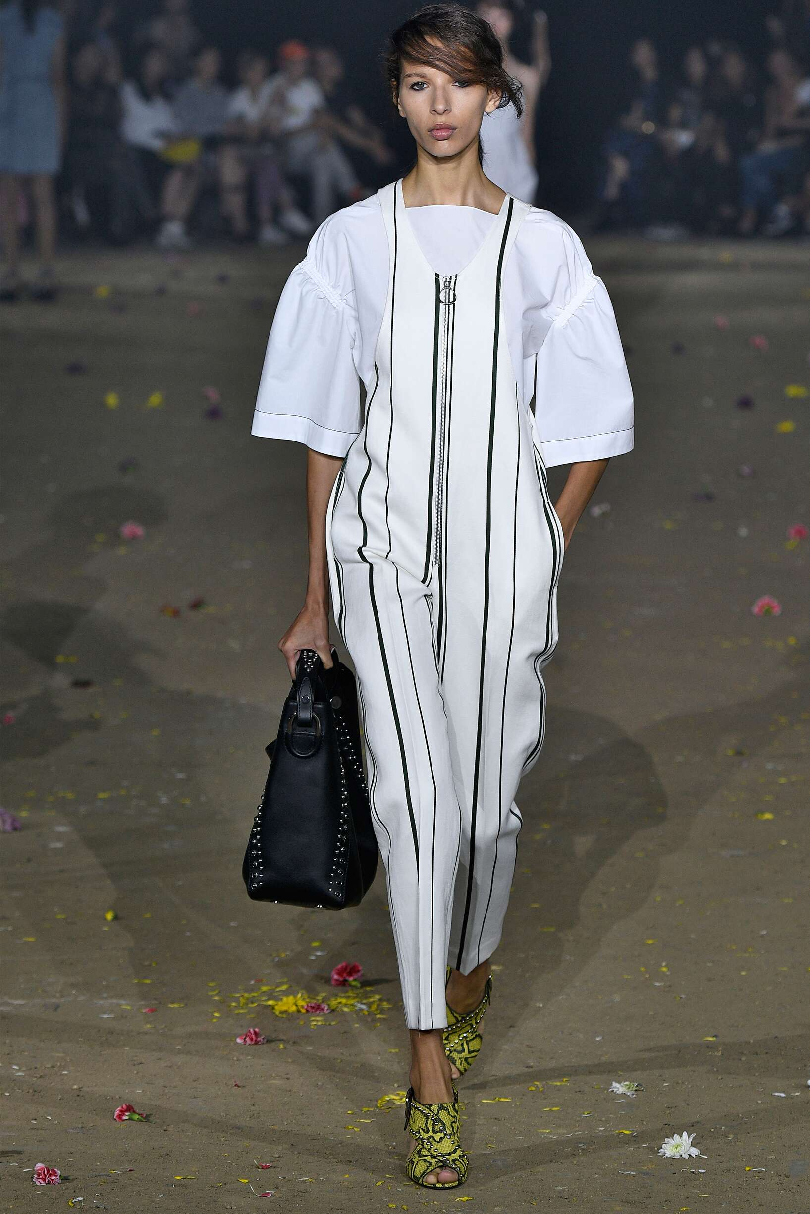 2017 Catwalk 3.1 Phillip Lim Woman Fashion Show Summer