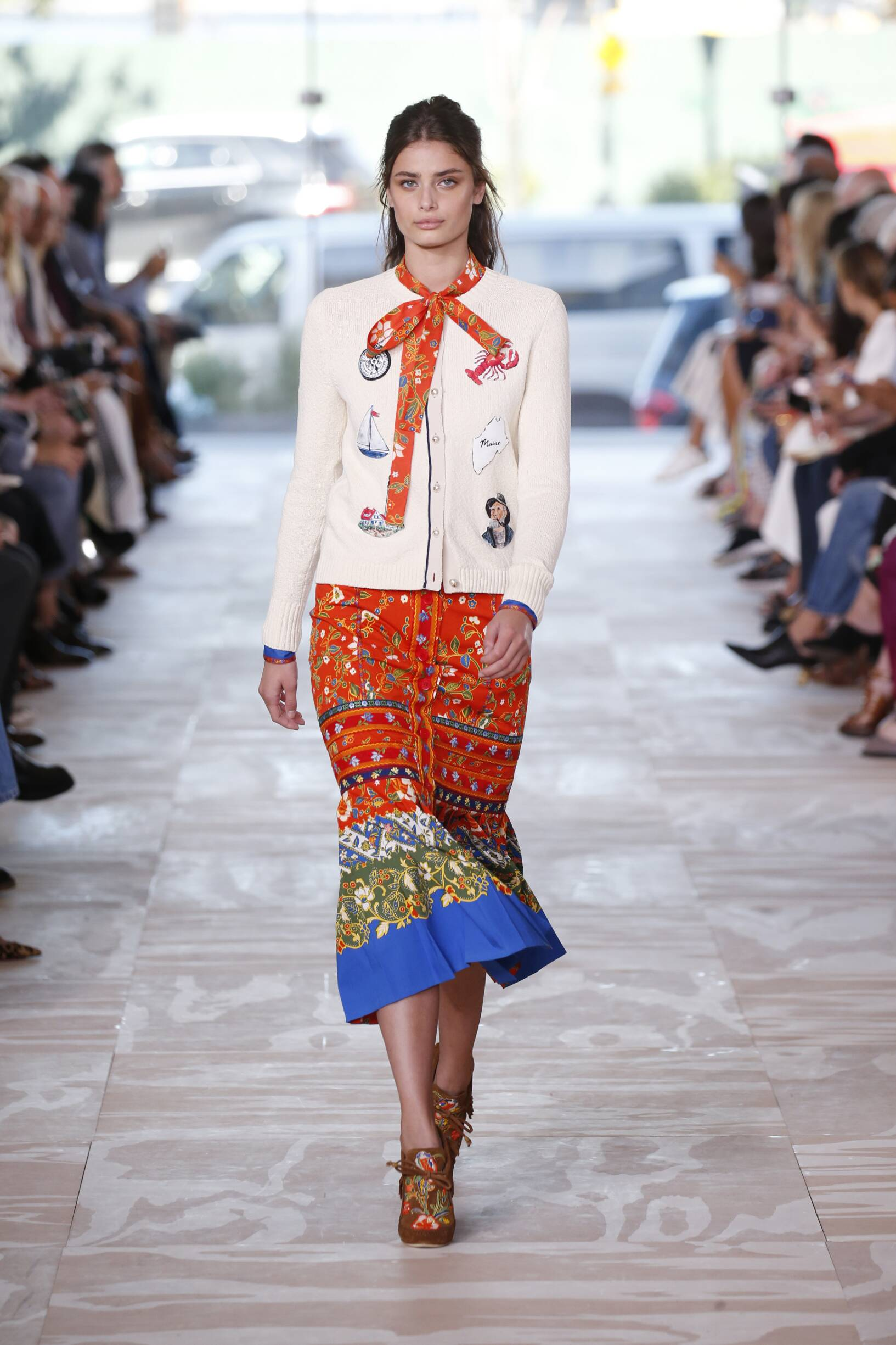 2017 Catwalk Tory Burch Summer