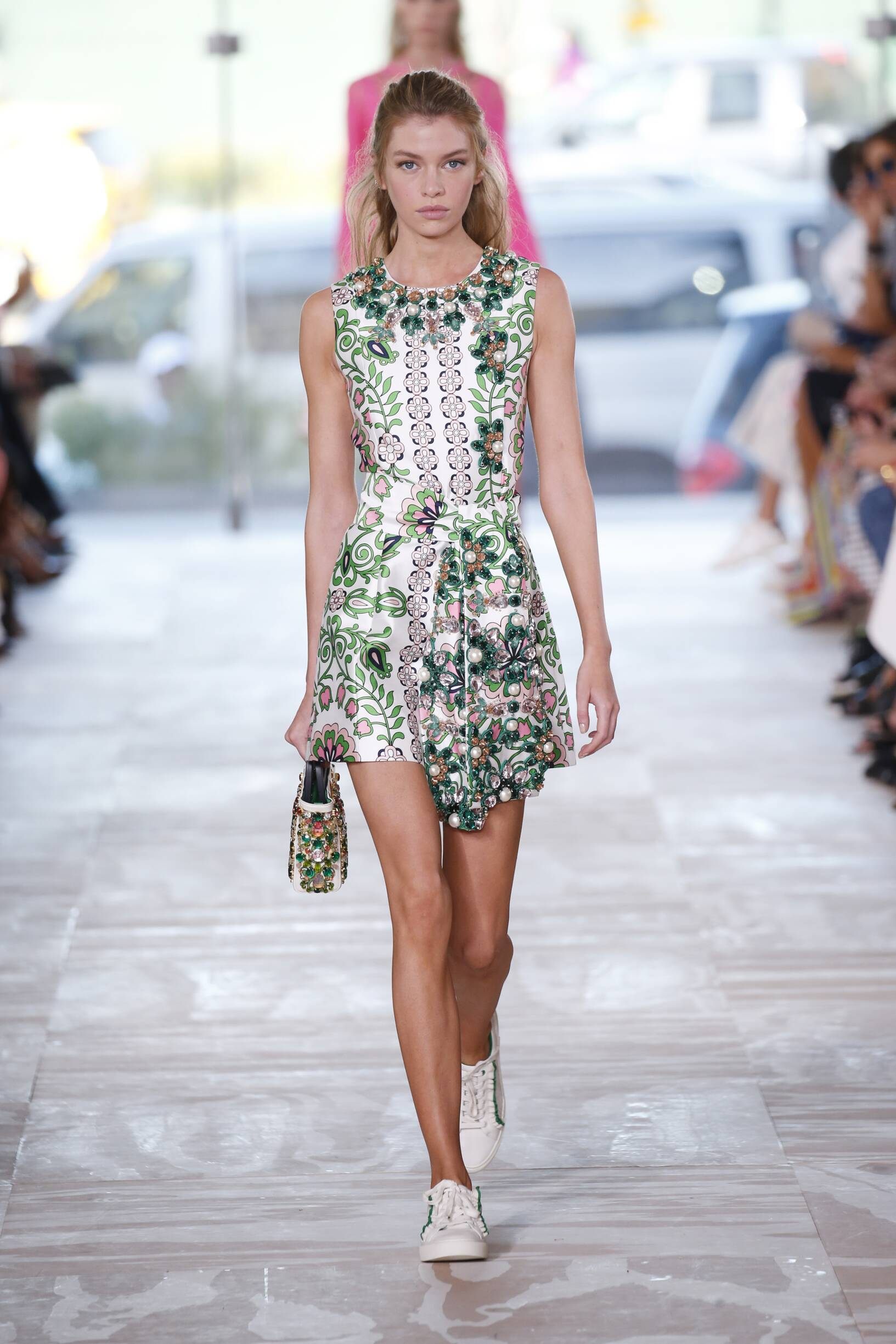 2017 Catwalk Tory Burch