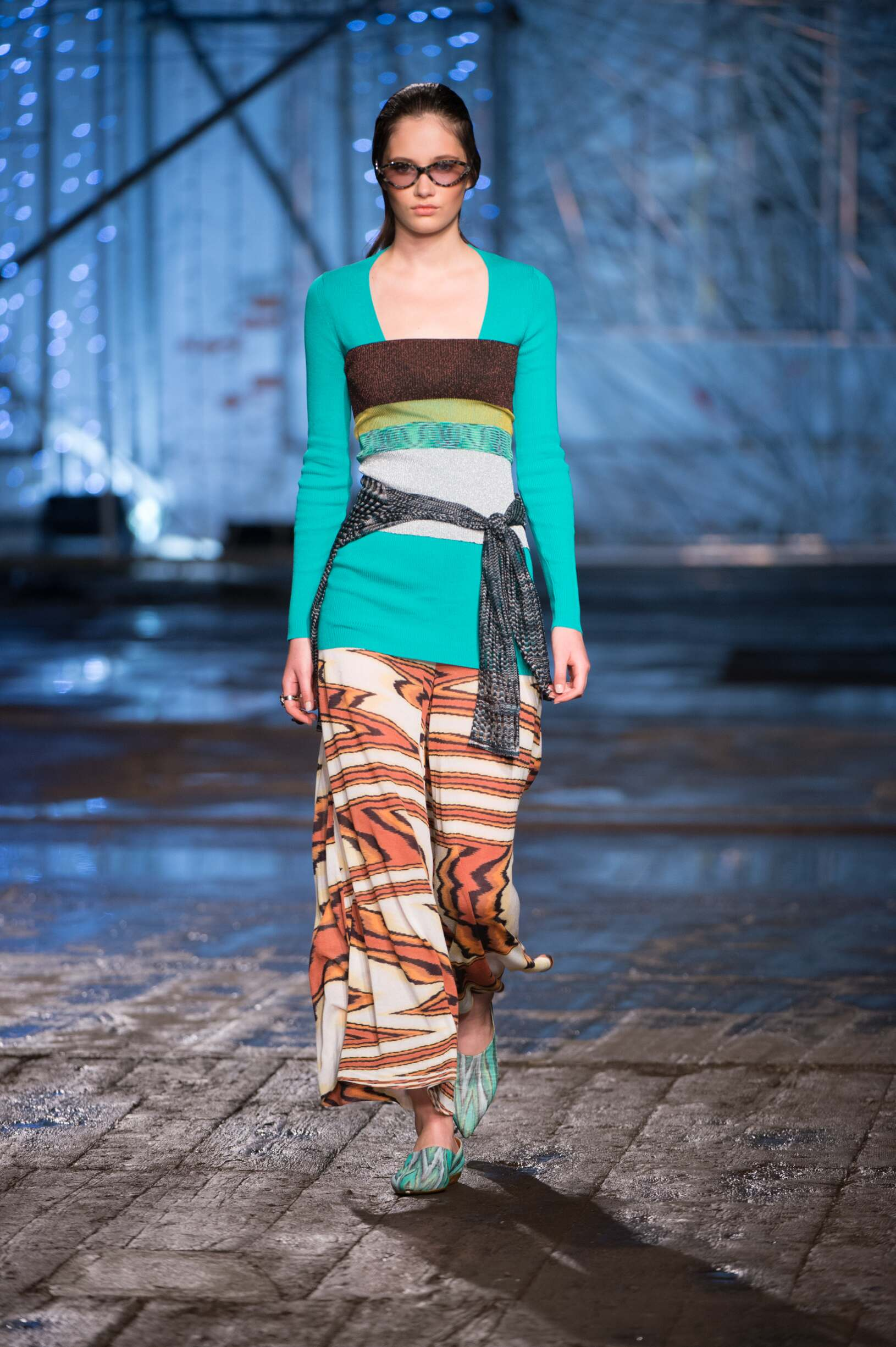 2017 Missoni Spring Catwalk