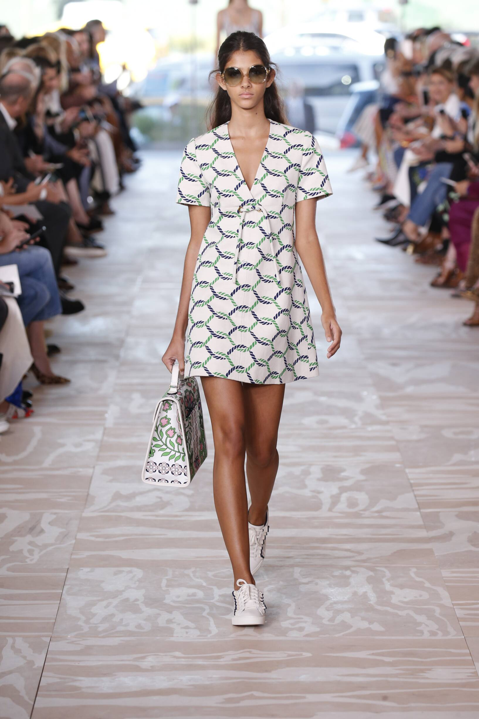 2017 Tory Burch Catwalk
