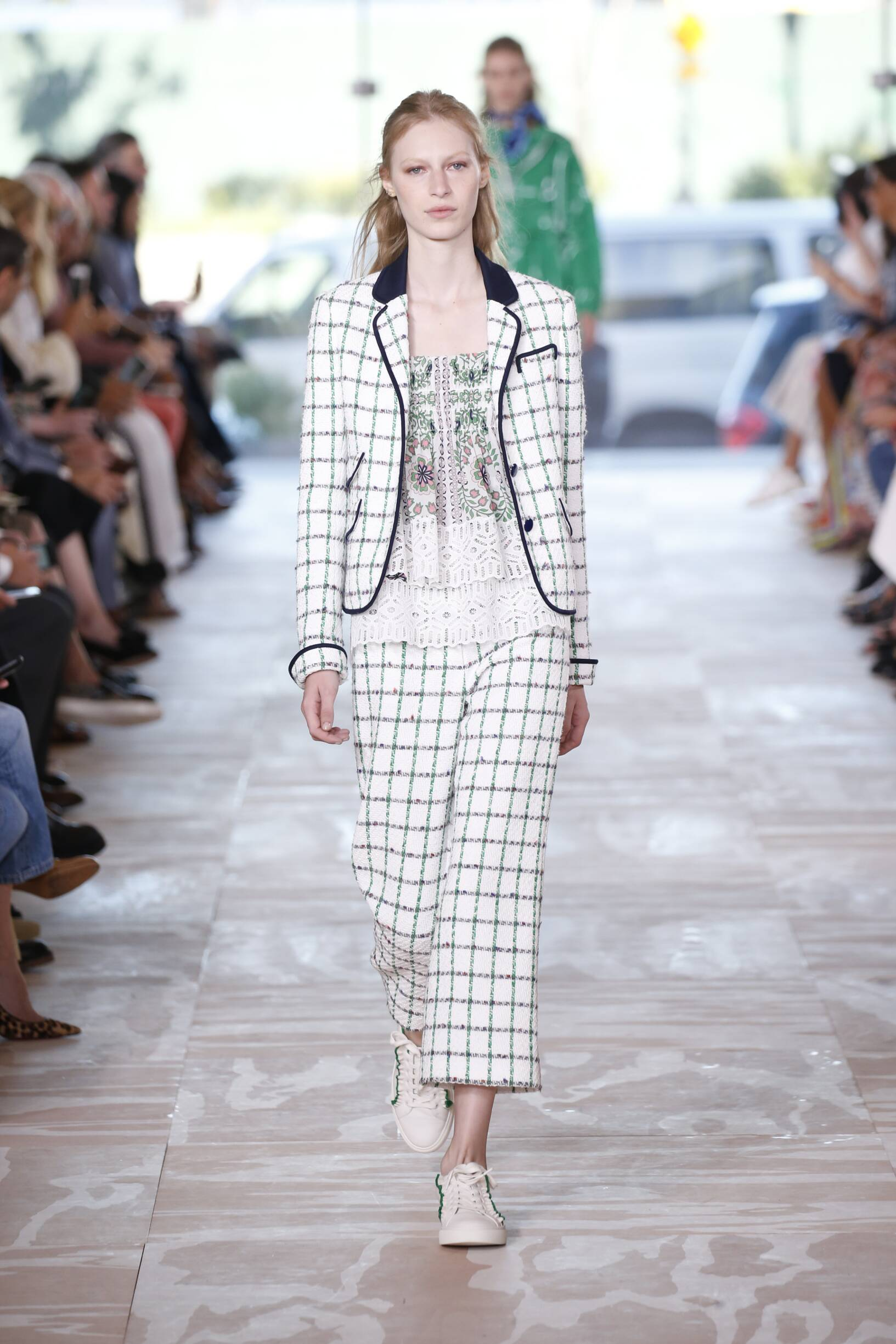 2017 Tory Burch Spring Catwalk