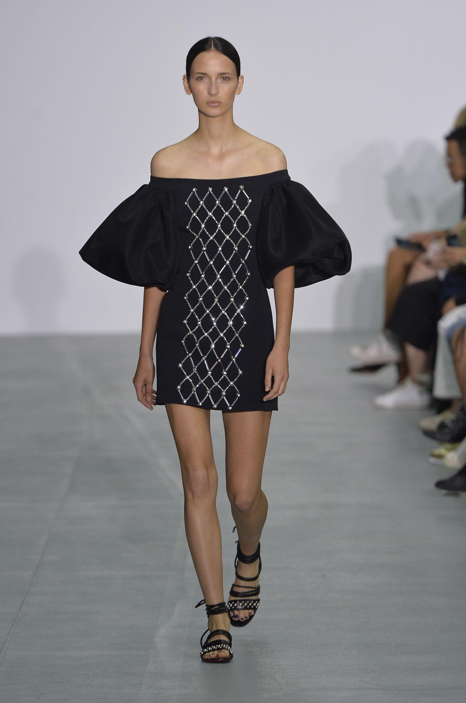 2017 Woman Style David Koma